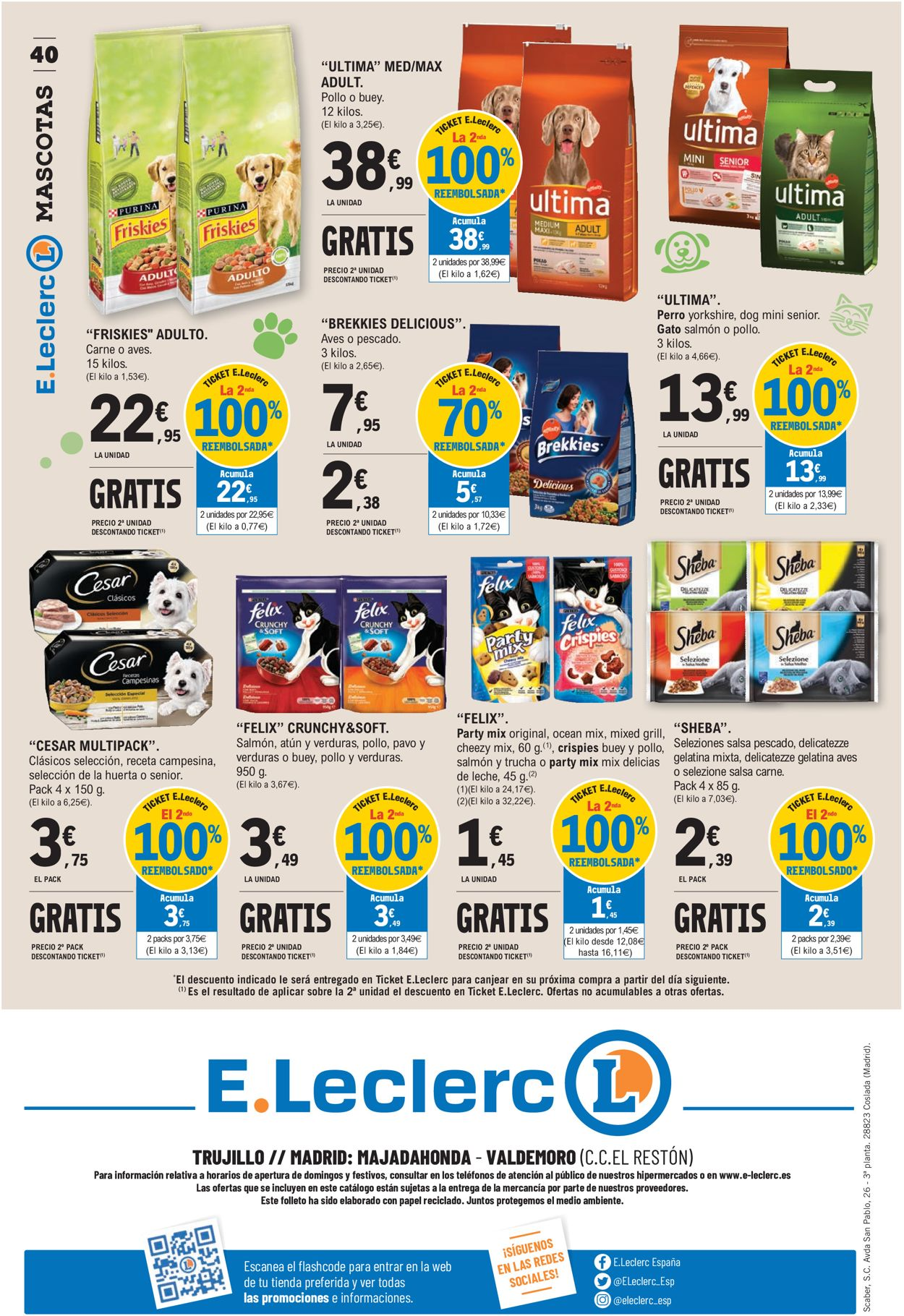 E.leclerc Folleto - 20.01-31.01.2021 (Página 40)