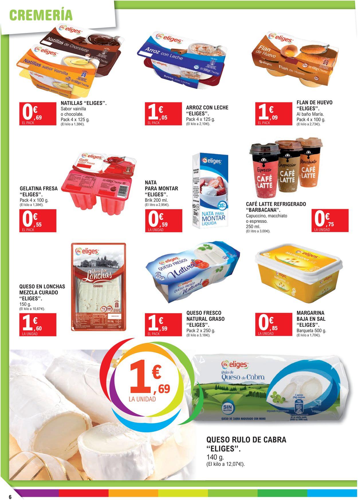 E.leclerc Calidad a precios bajos 2021 Folleto - 27.01-07.02.2021 (Página 6)