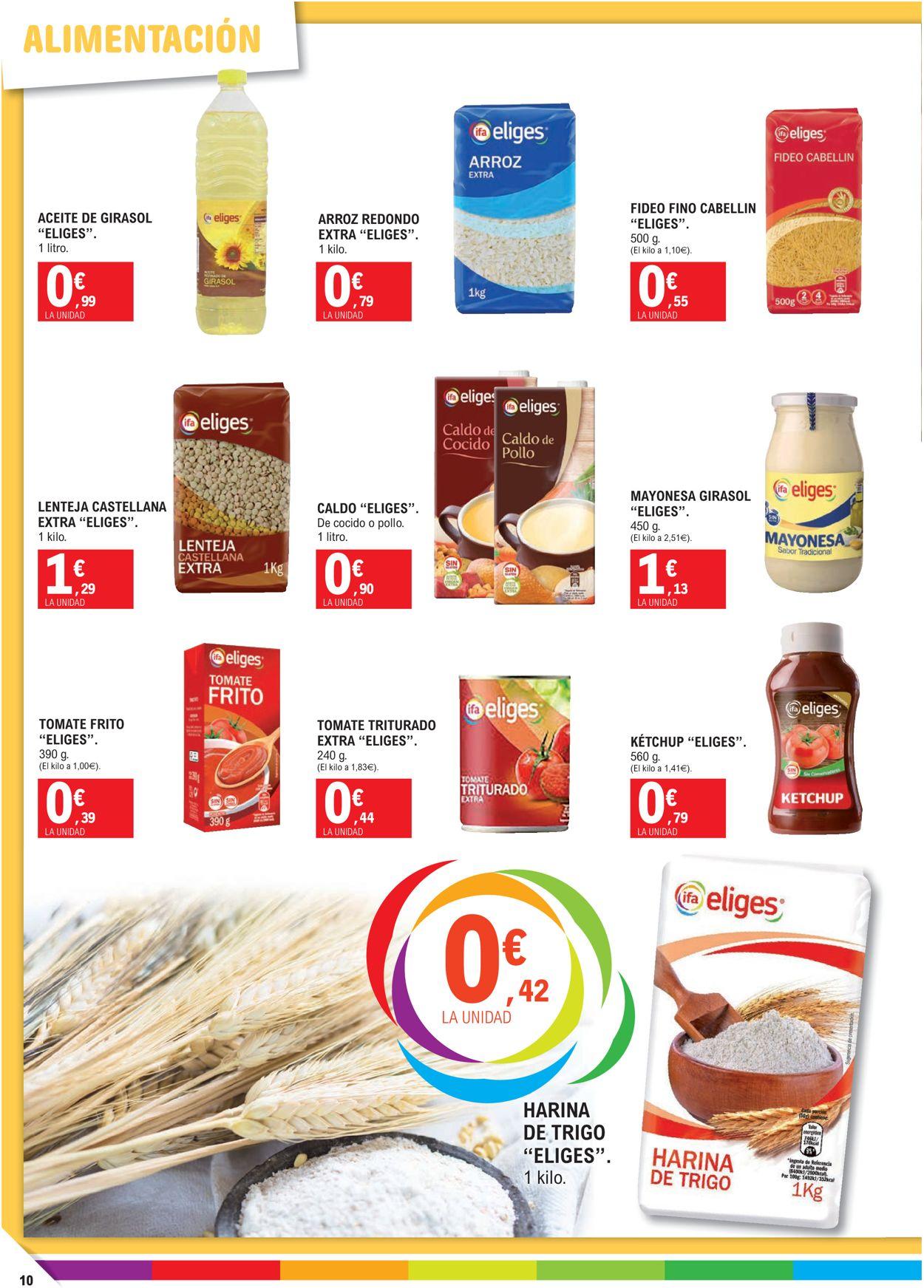 E.leclerc Calidad a precios bajos 2021 Folleto - 27.01-07.02.2021 (Página 10)