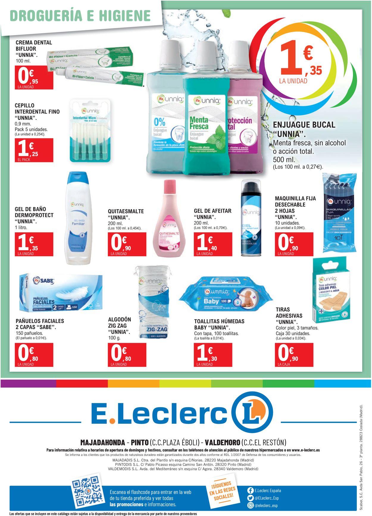 E.leclerc Calidad a precios bajos 2021 Folleto - 27.01-07.02.2021 (Página 16)