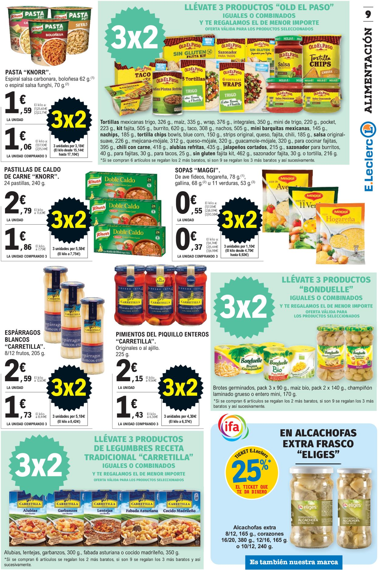 E.leclerc Folleto - 03.02-14.02.2021 (Página 9)