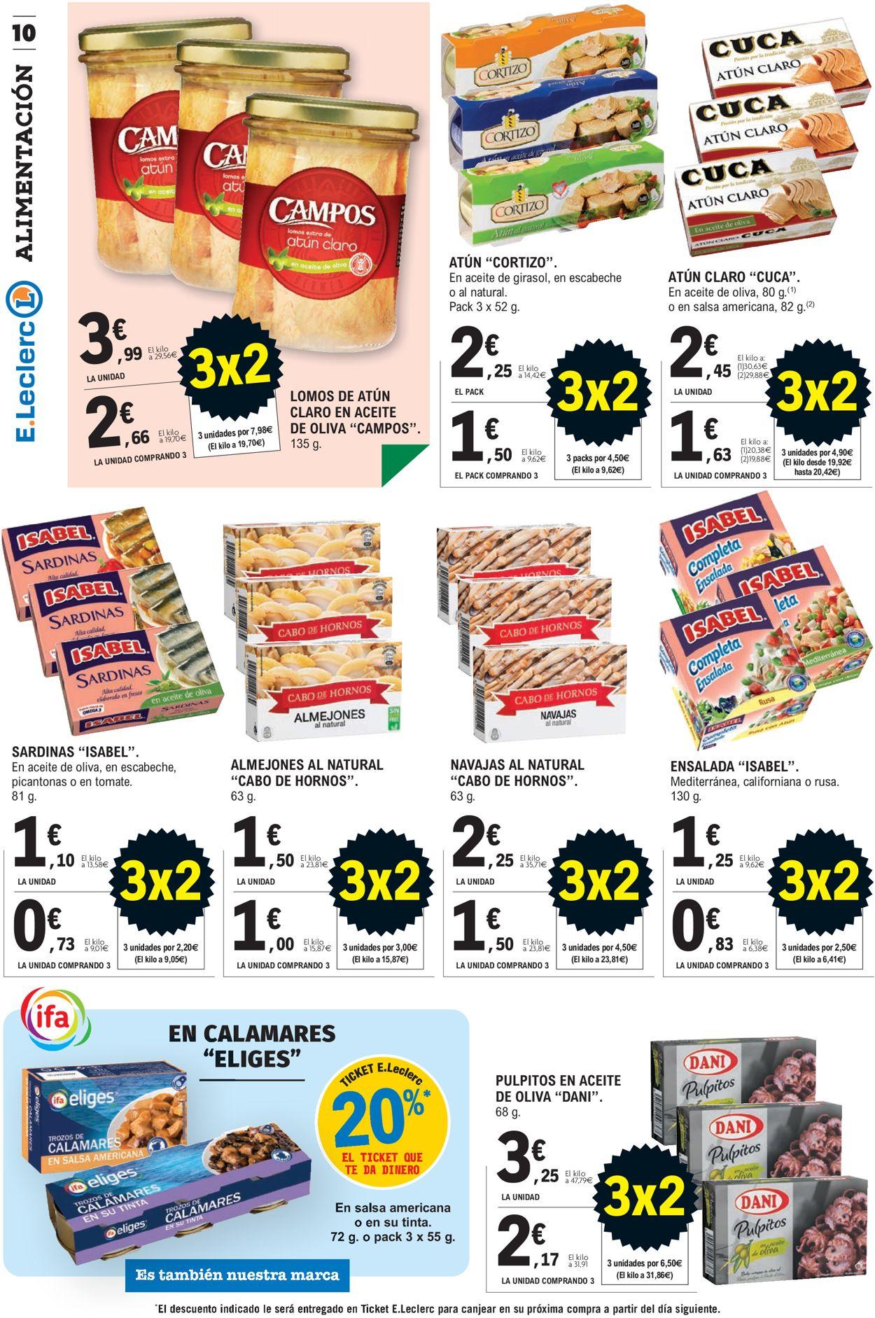E.leclerc Folleto - 03.02-14.02.2021 (Página 10)