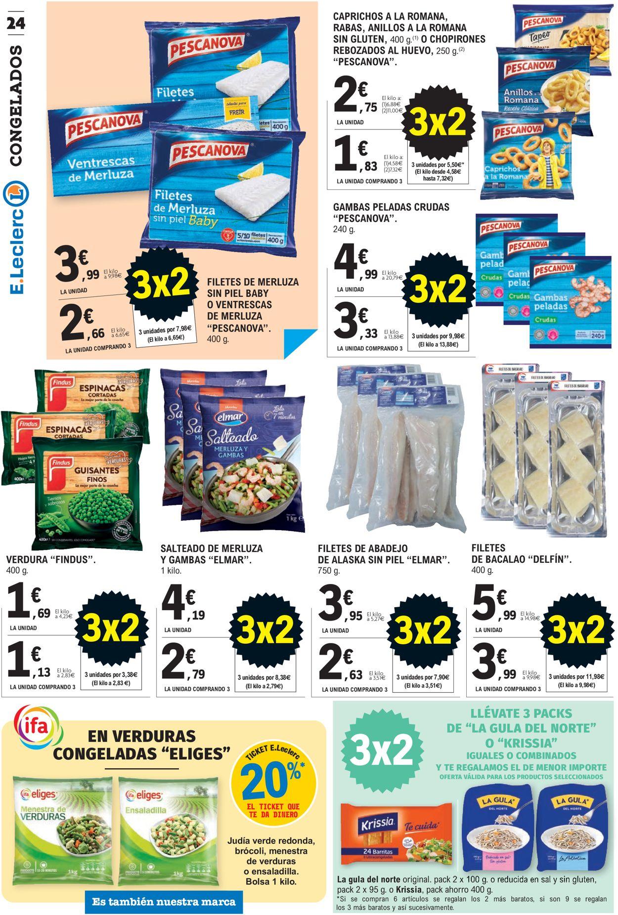 E.leclerc Folleto - 03.02-14.02.2021 (Página 24)