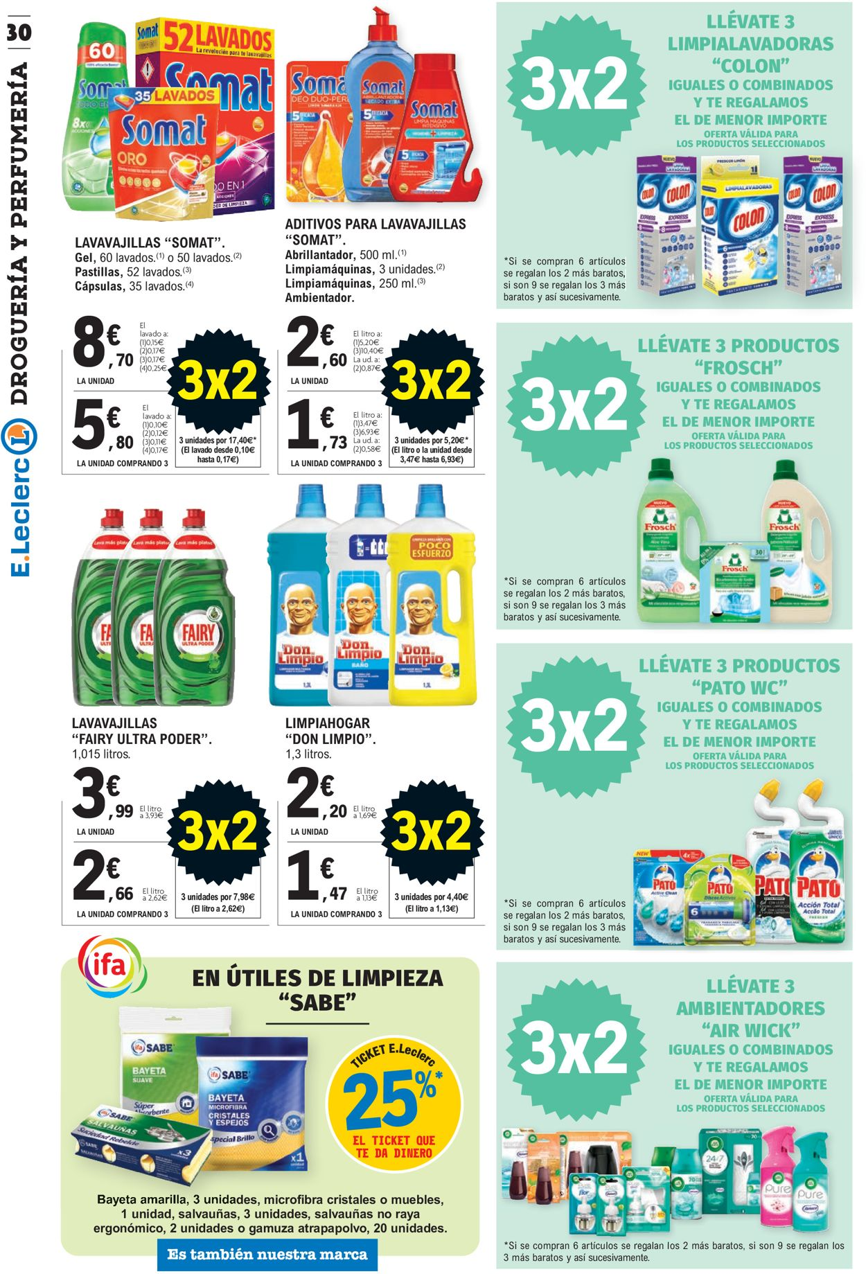 E.leclerc Folleto - 03.02-14.02.2021 (Página 30)