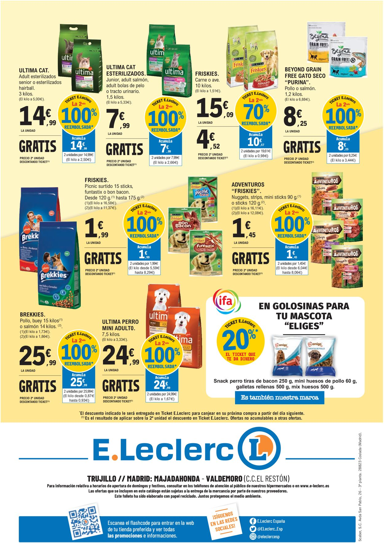 E.leclerc Folleto - 17.02-28.02.2021 (Página 40)