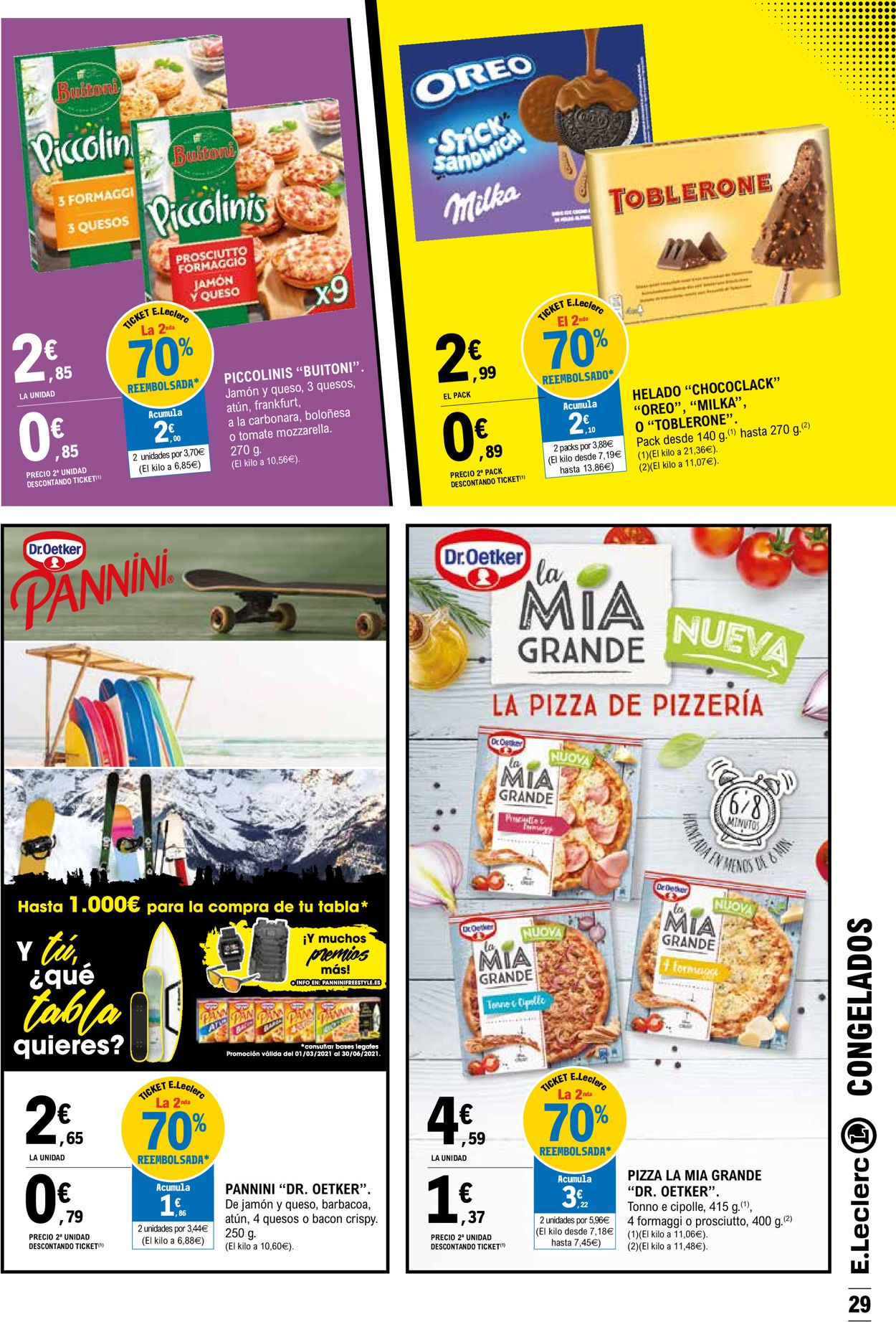 E.leclerc Folleto - 03.03-14.03.2021 (Página 29)