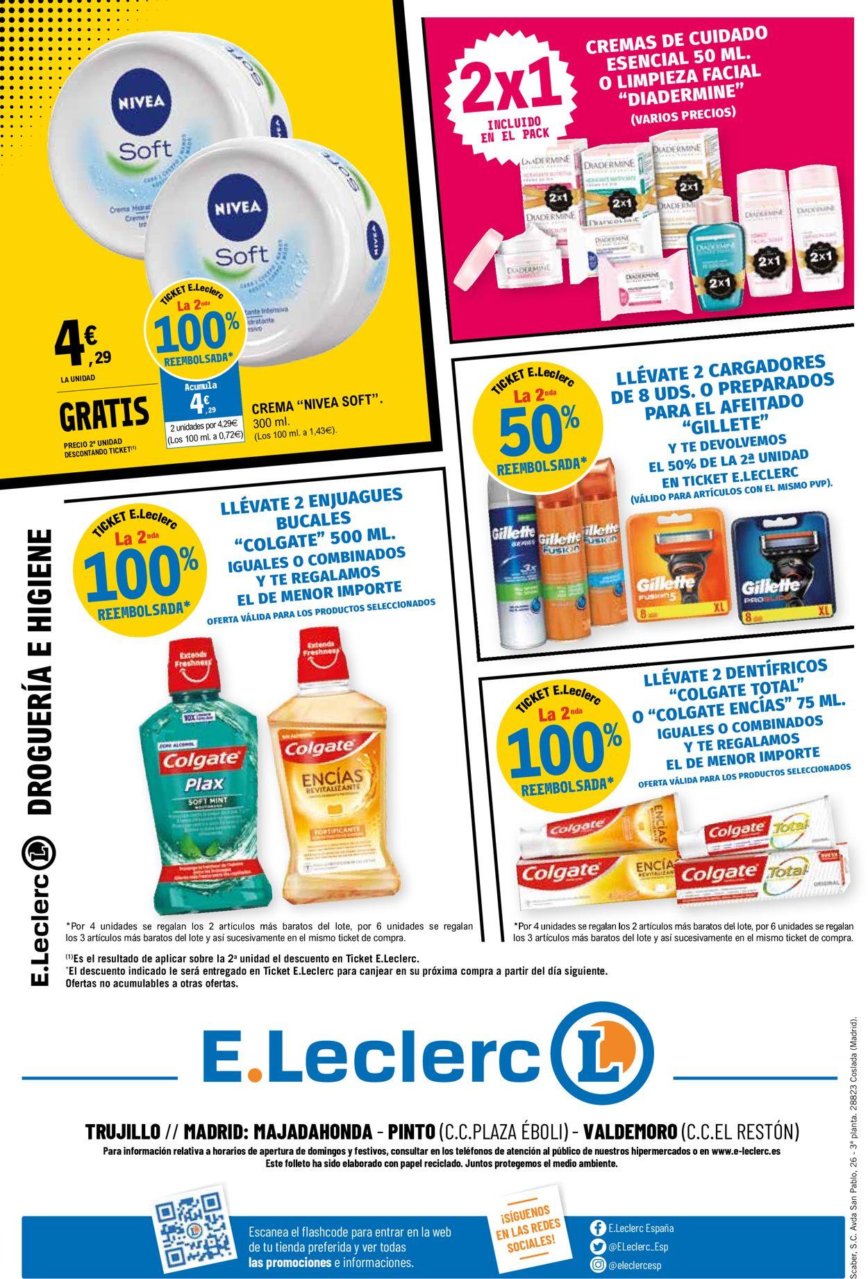 E.leclerc Folleto - 03.03-14.03.2021 (Página 40)