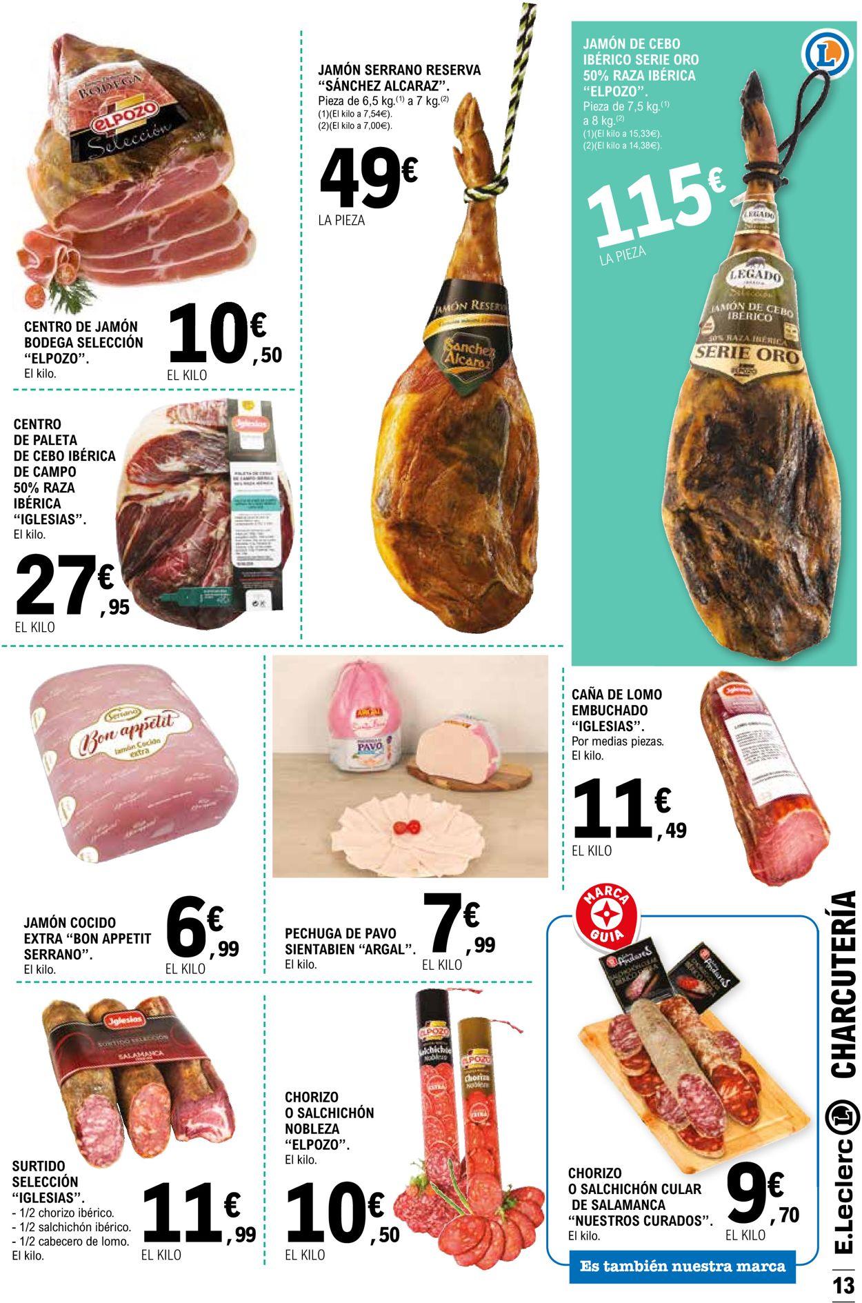E.leclerc Folleto - 17.03-28.03.2021 (Página 13)