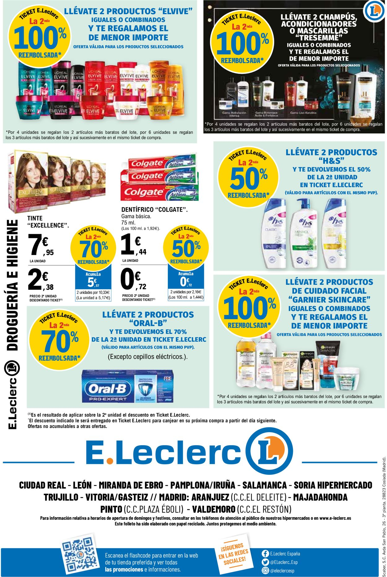 E.leclerc Folleto - 17.03-28.03.2021 (Página 24)