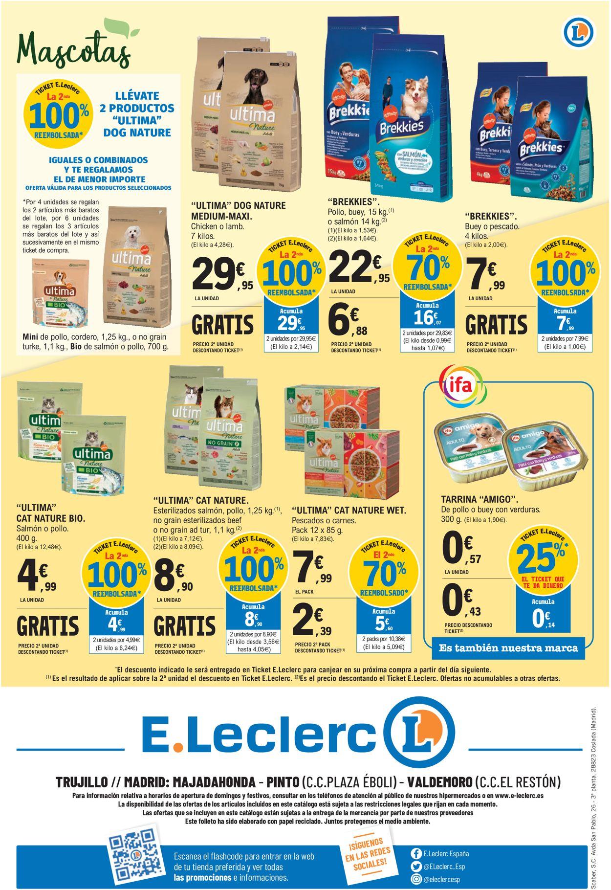 E.leclerc Folleto - 24.03-04.04.2021 (Página 40)