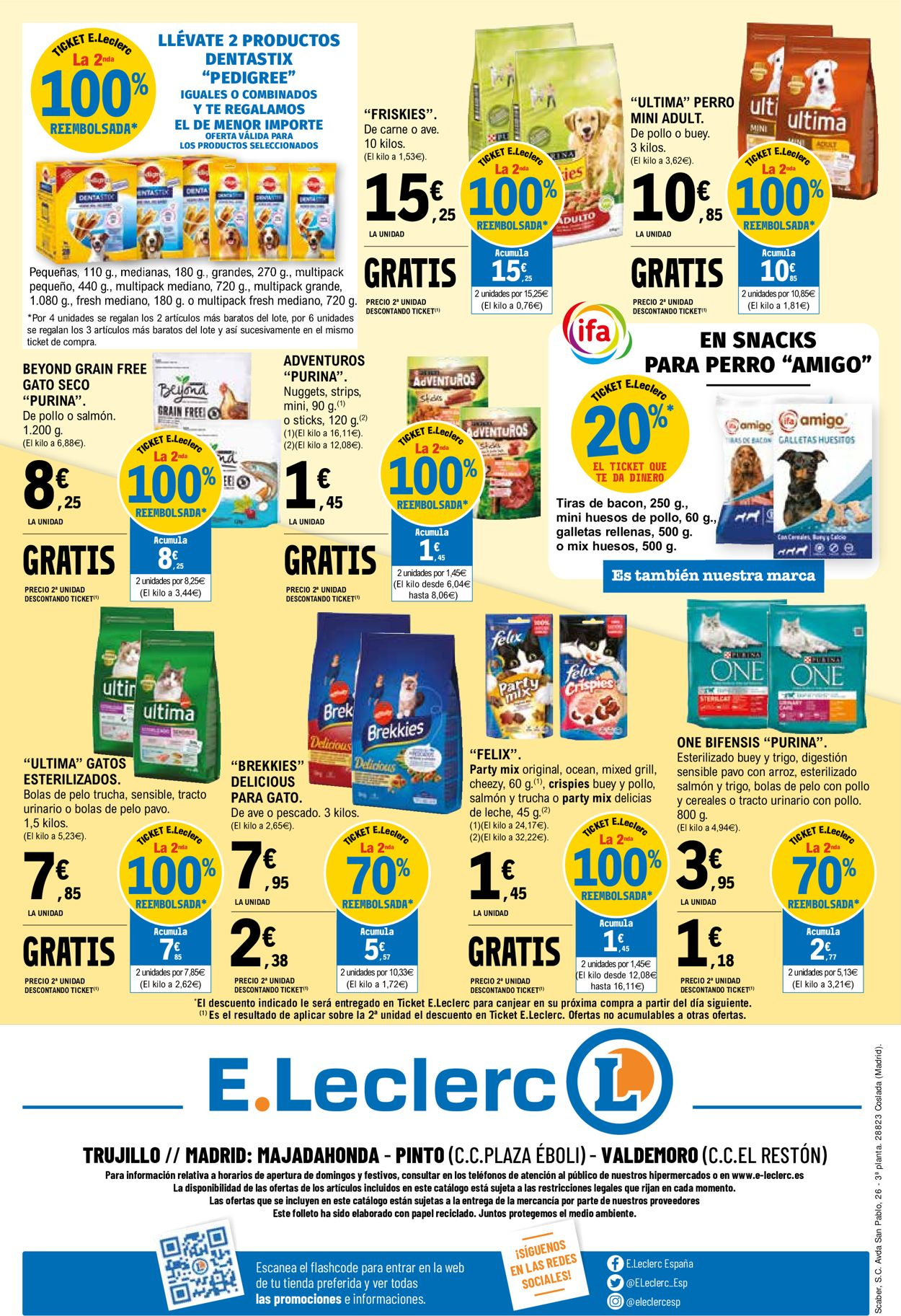 E.leclerc Folleto - 14.04-25.04.2021 (Página 36)