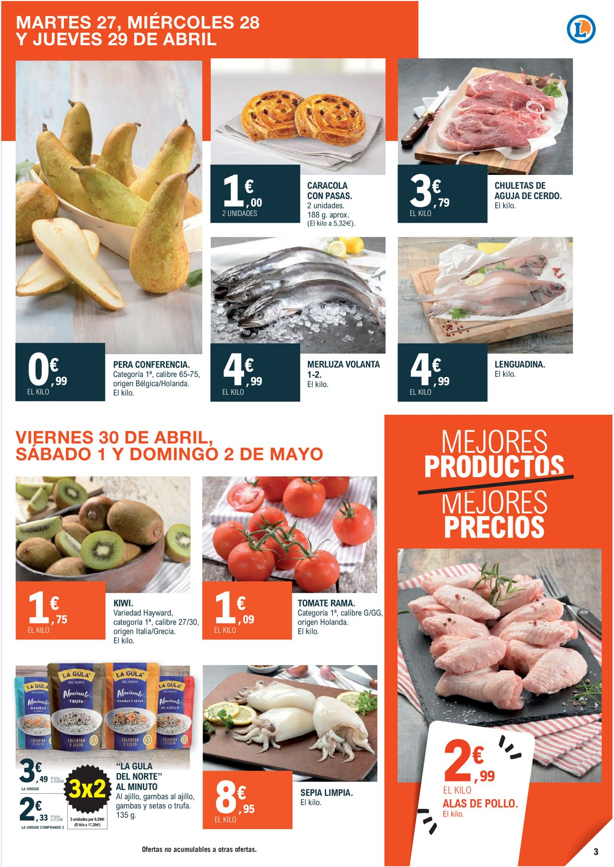 E.leclerc Folleto - 21.04-02.05.2021 (Página 3)