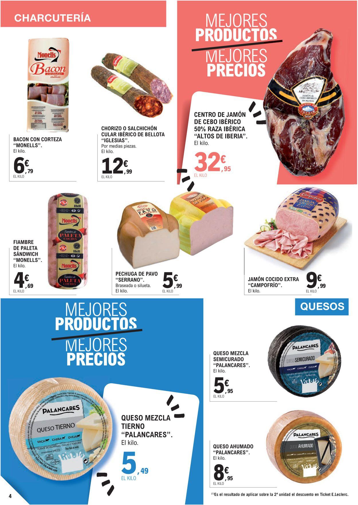 E.leclerc Folleto - 21.04-02.05.2021 (Página 4)