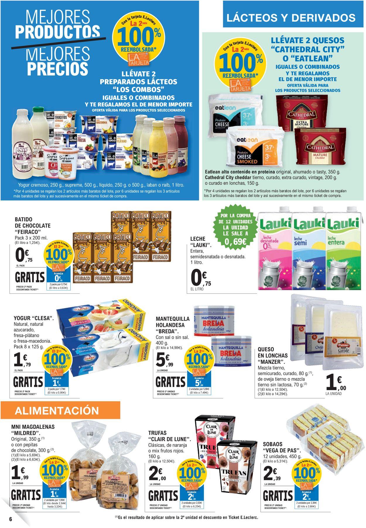 E.leclerc Folleto - 21.04-02.05.2021 (Página 6)