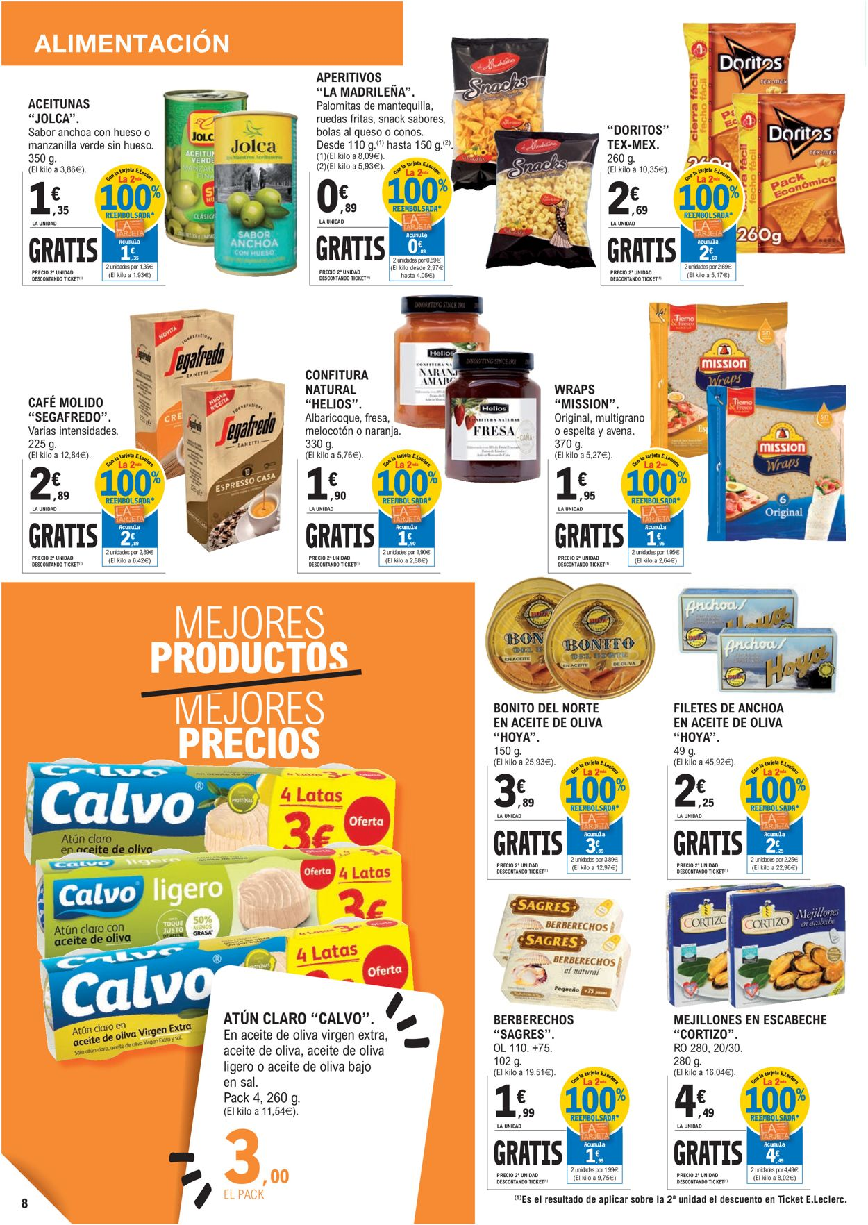 E.leclerc Folleto - 21.04-02.05.2021 (Página 8)