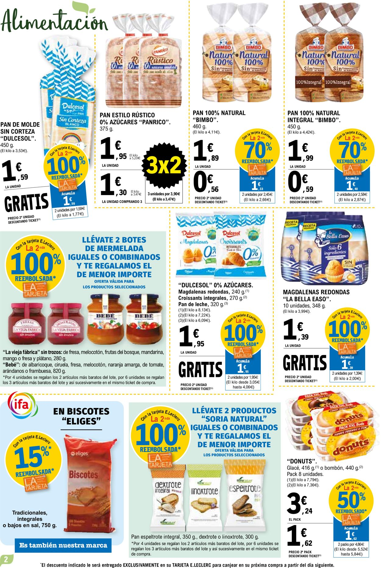 E.leclerc Folleto - 28.04-09.05.2021 (Página 2)