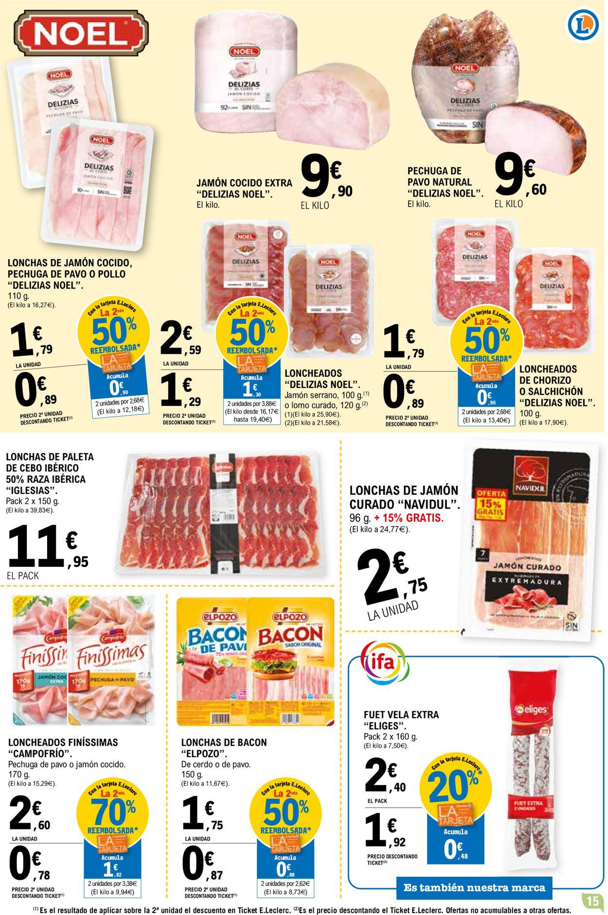 E.leclerc Folleto - 28.04-09.05.2021 (Página 15)