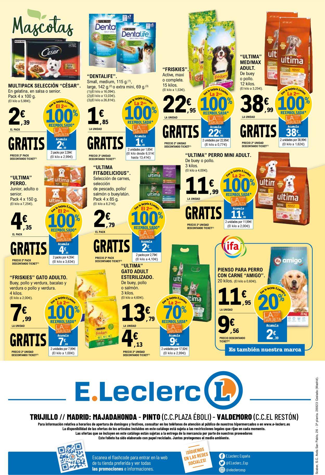 E.leclerc Folleto - 28.04-09.05.2021 (Página 40)