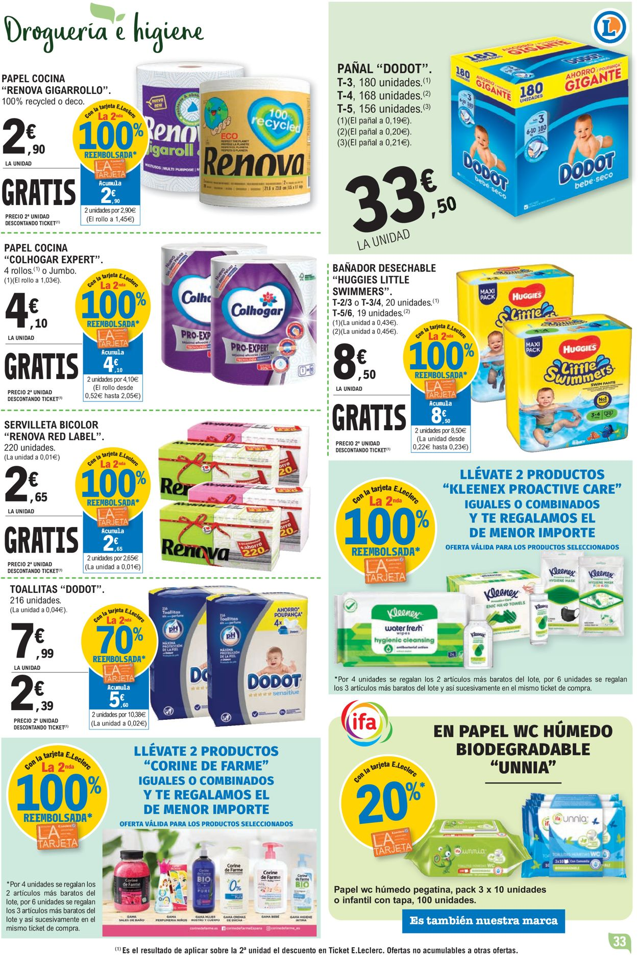 E.leclerc Folleto - 12.05-23.05.2021 (Página 33)