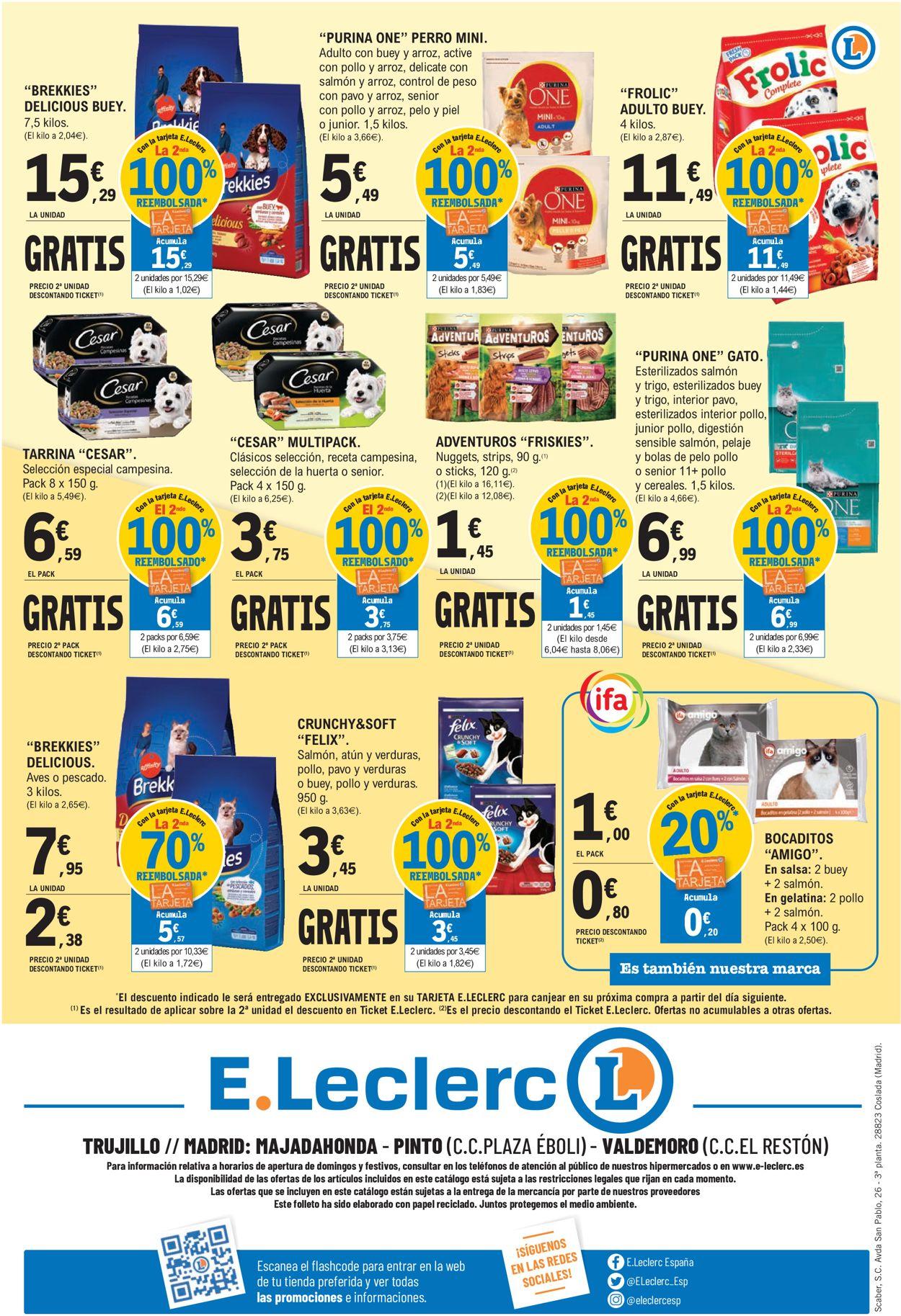 E.leclerc Folleto - 12.05-23.05.2021 (Página 36)