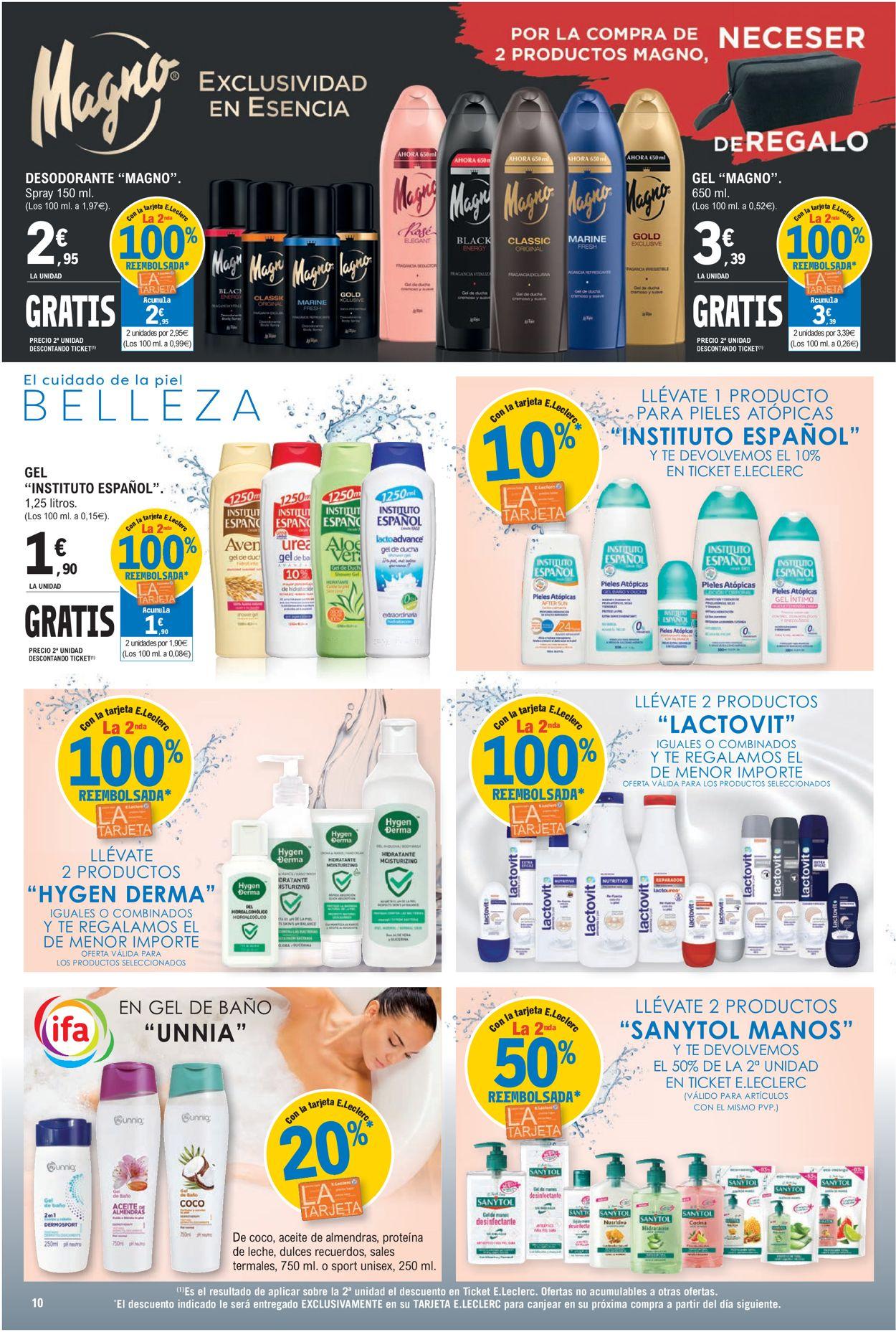 E.leclerc Folleto - 26.05-06.06.2021 (Página 10)