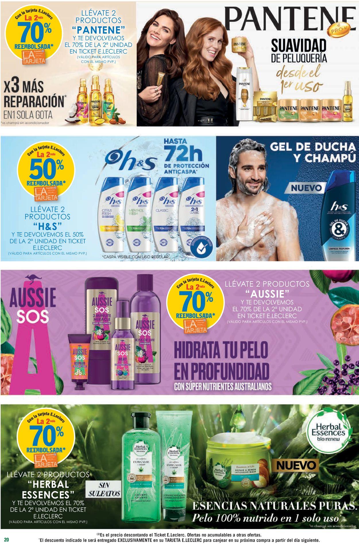 E.leclerc Folleto - 26.05-06.06.2021 (Página 20)