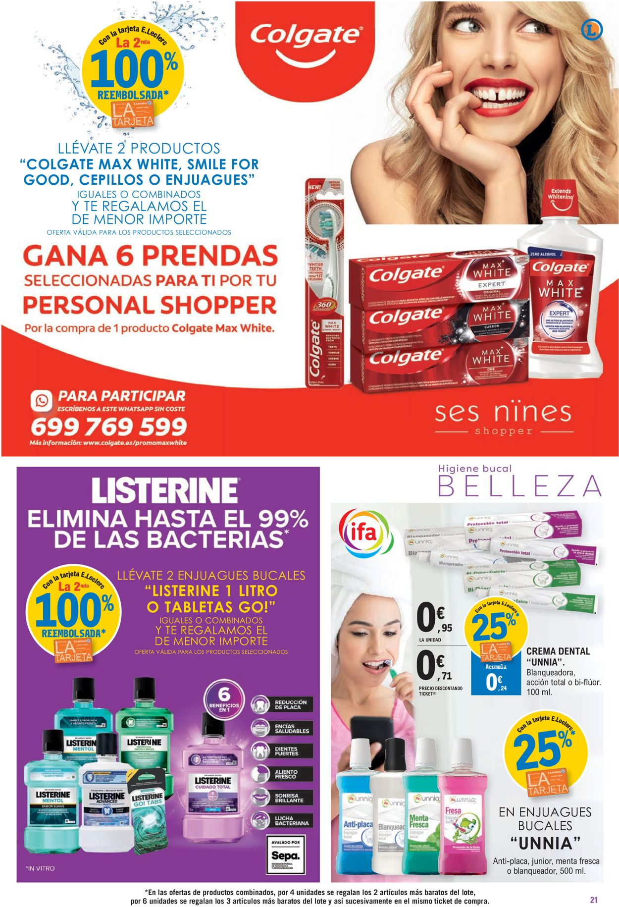 E.leclerc Folleto - 26.05-06.06.2021 (Página 21)