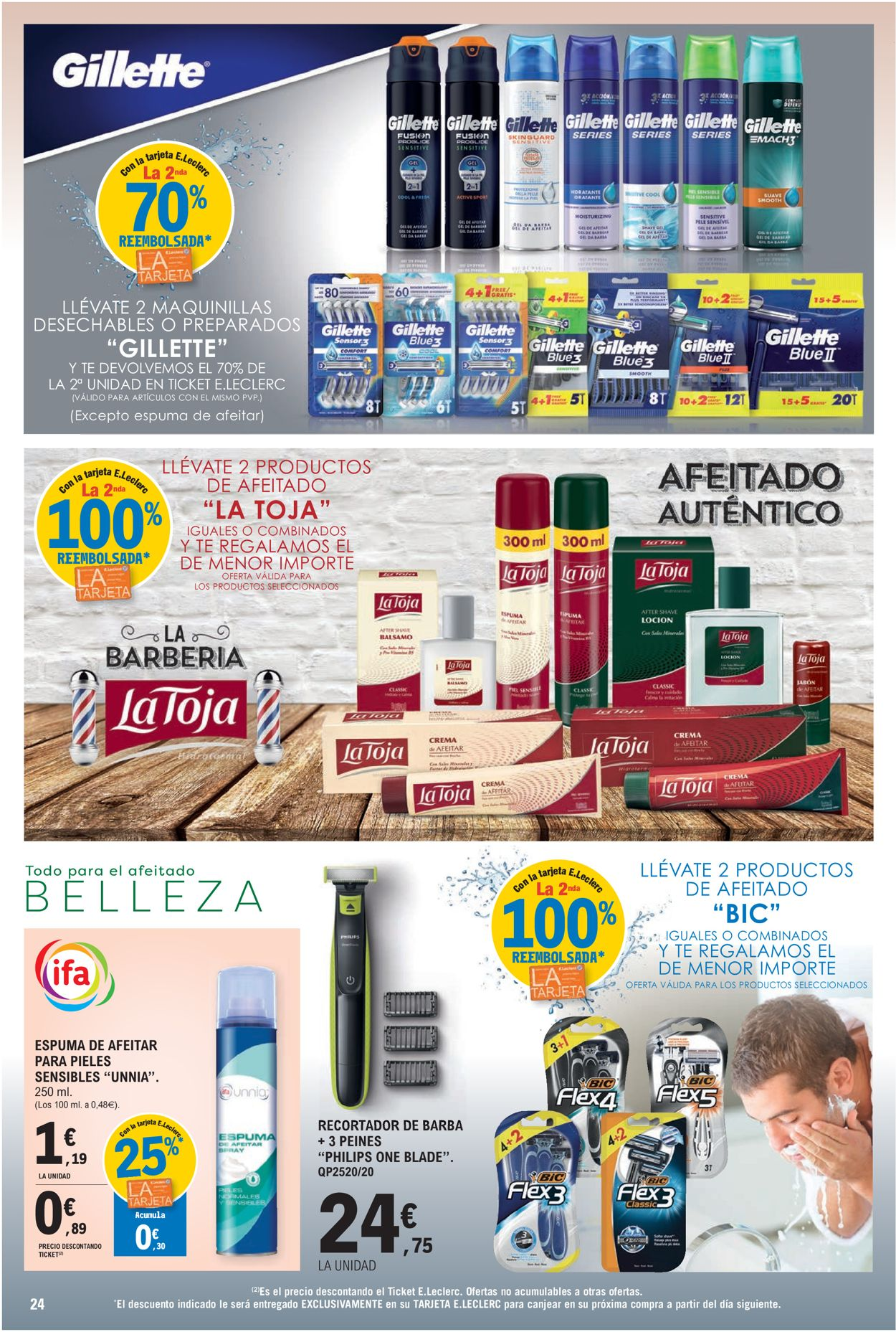 E.leclerc Folleto - 26.05-06.06.2021 (Página 24)