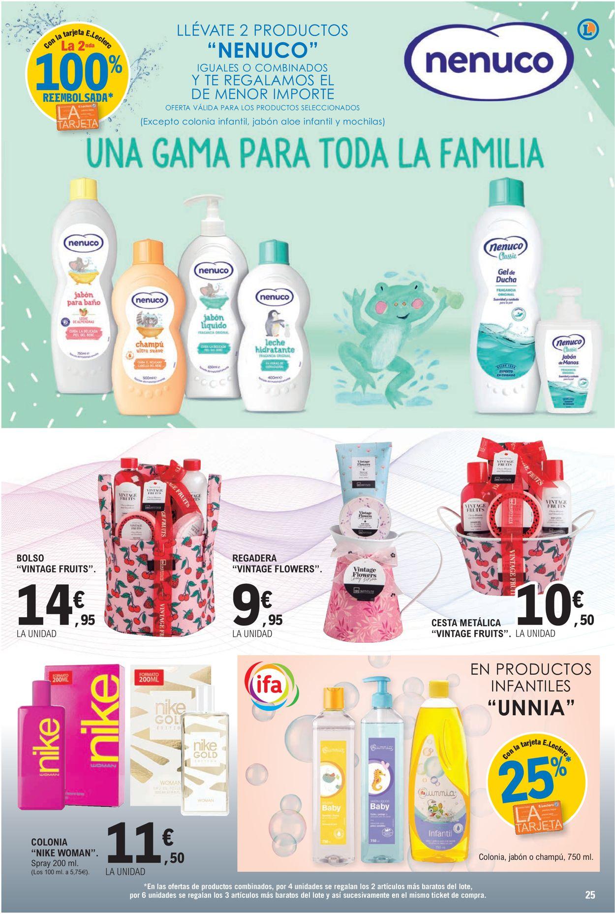 E.leclerc Folleto - 26.05-06.06.2021 (Página 25)