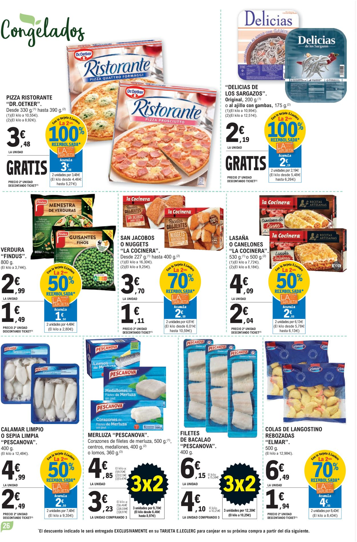 E.leclerc Folleto - 09.06-20.06.2021 (Página 26)