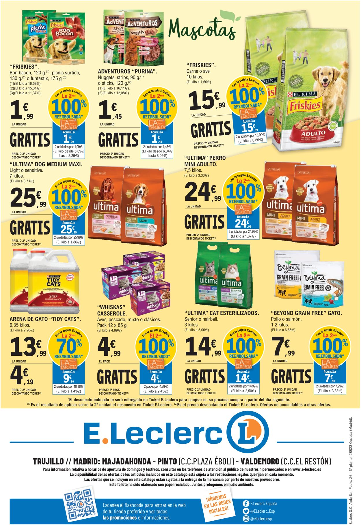 E.leclerc Folleto - 09.06-20.06.2021 (Página 40)