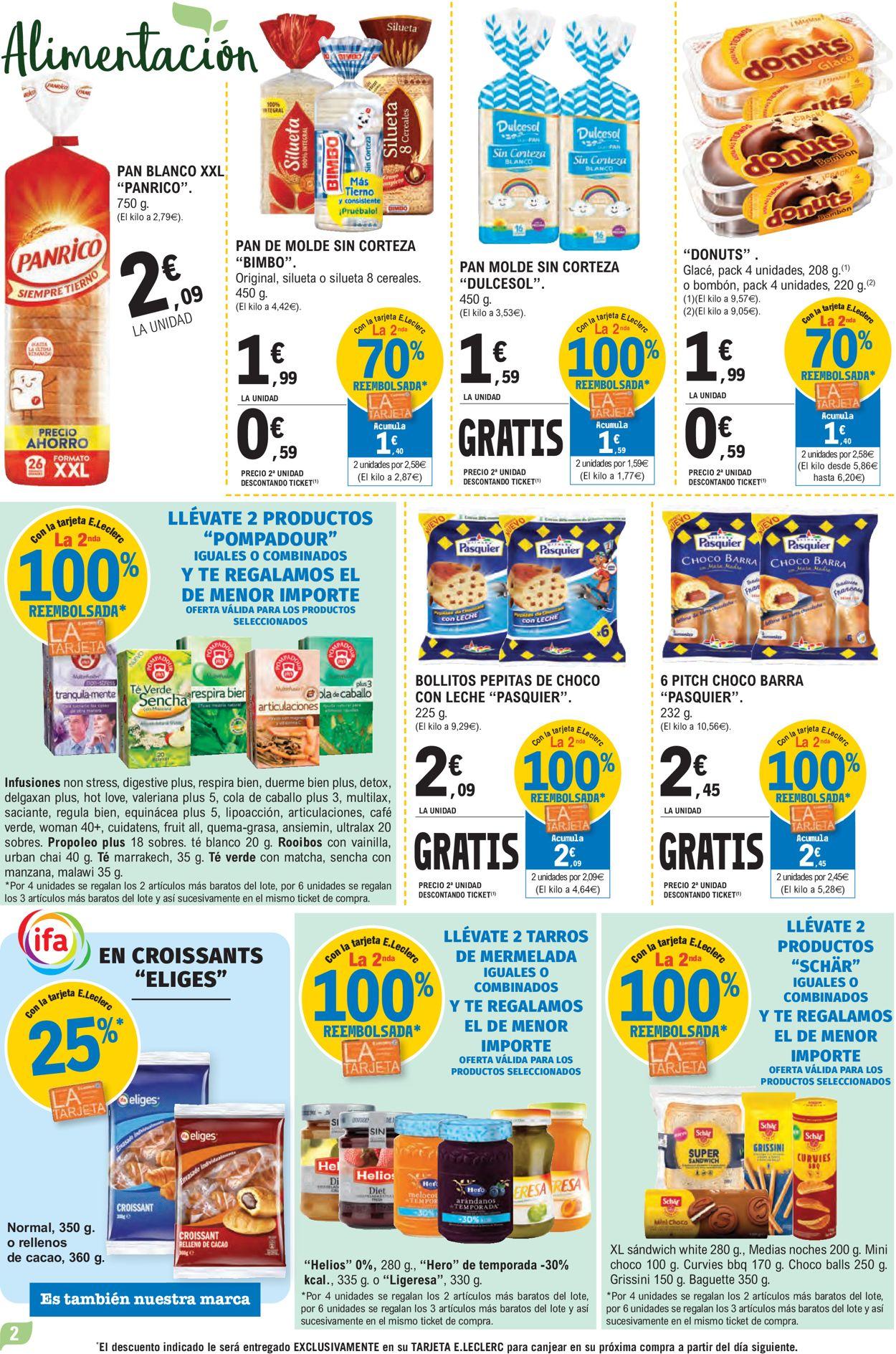 E.leclerc Folleto - 23.06-04.07.2021 (Página 2)