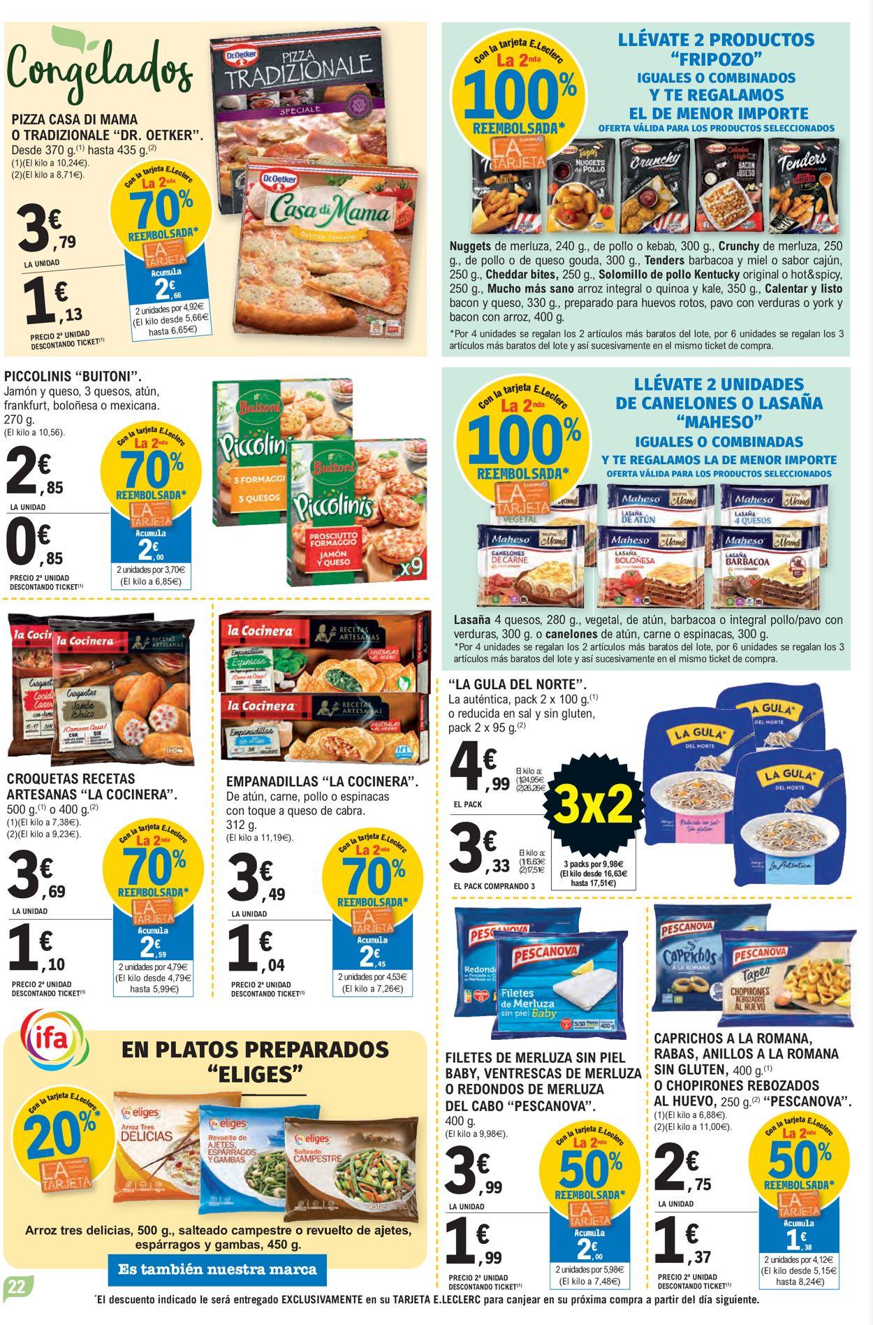 E.leclerc Folleto - 23.06-04.07.2021 (Página 22)