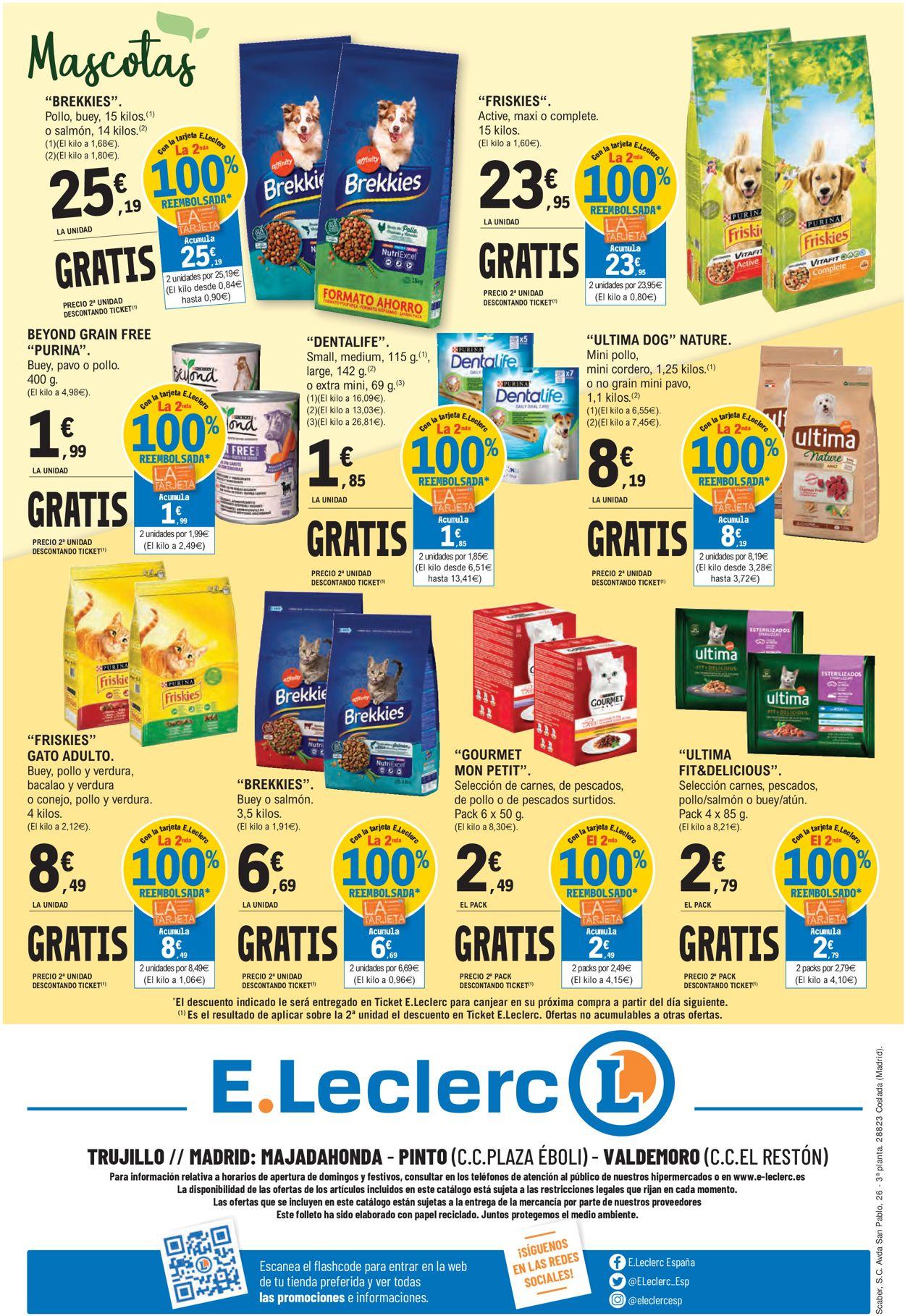 E.leclerc Folleto - 23.06-04.07.2021 (Página 36)