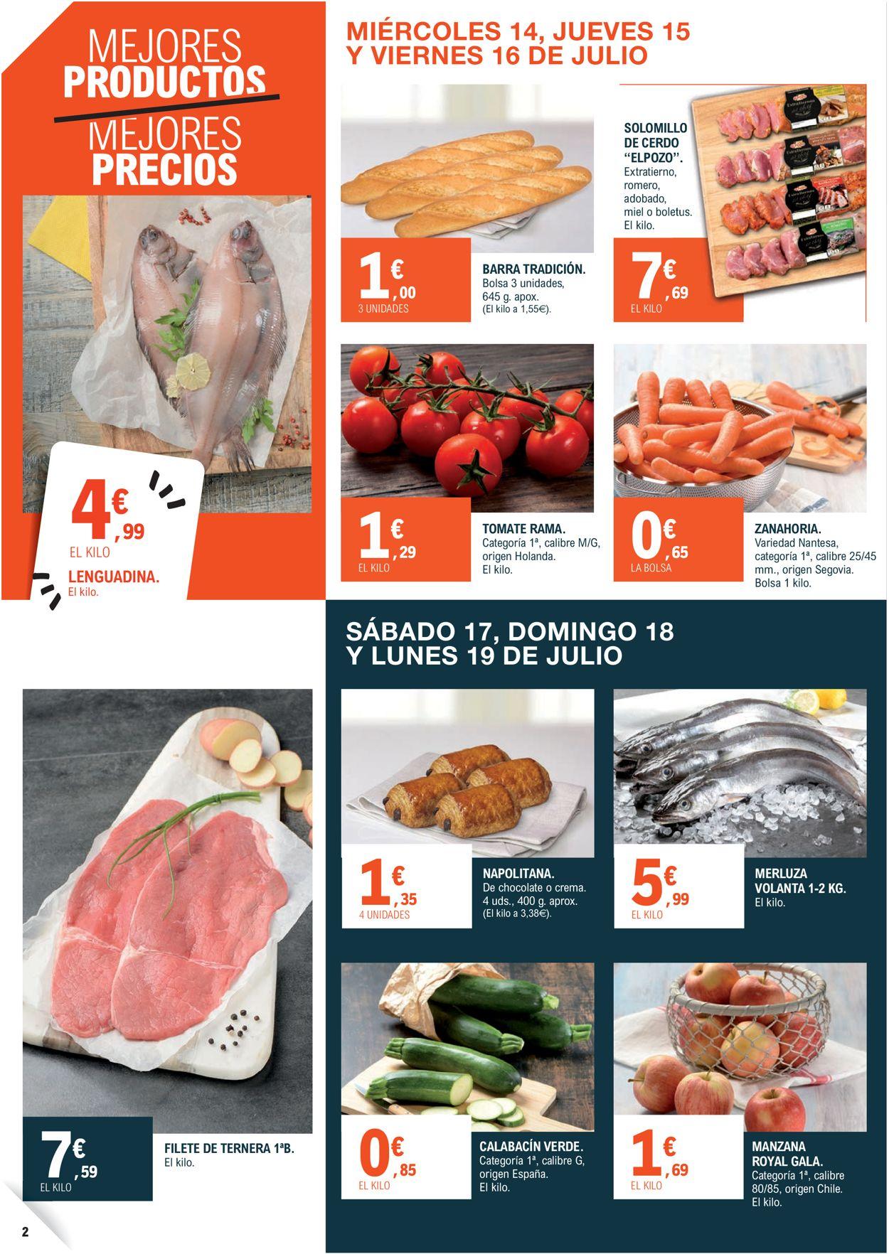 E.leclerc Folleto - 14.07-25.07.2021 (Página 2)