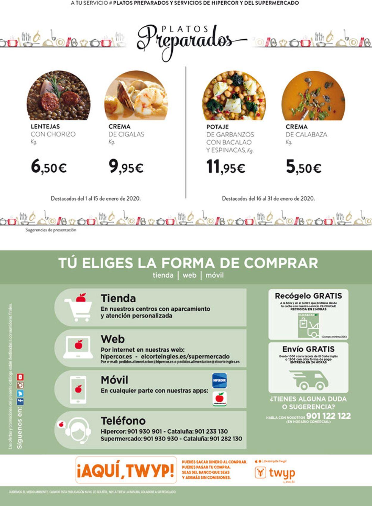 El Corte Inglés Folleto - 16.01-29.01.2020 (Página 84)