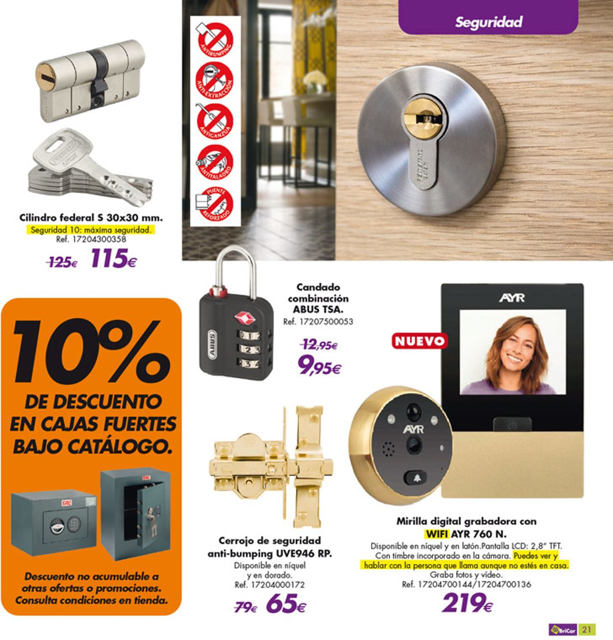 El Corte Inglés Folleto - 02.04-03.05.2020 (Página 21)