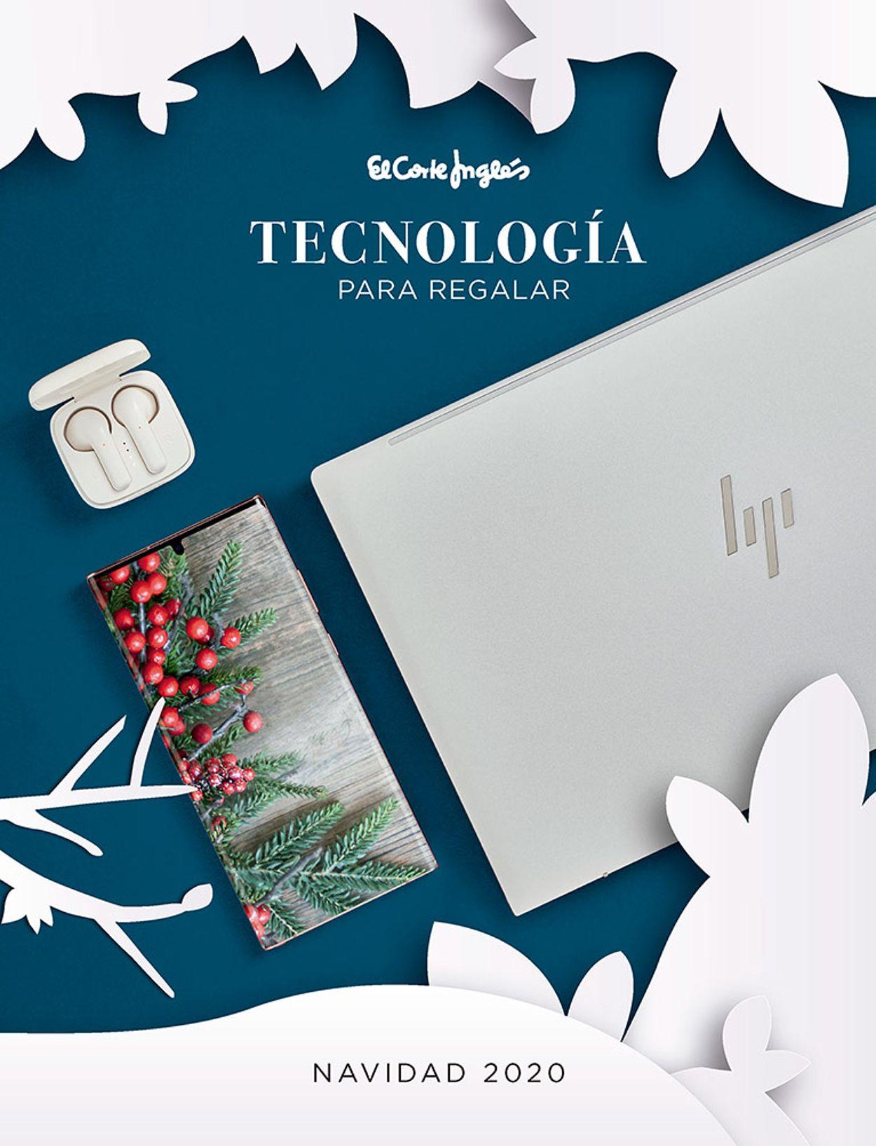 El Corte Inglés Navidad 2020 Folleto - 03.12-16.01.2021
