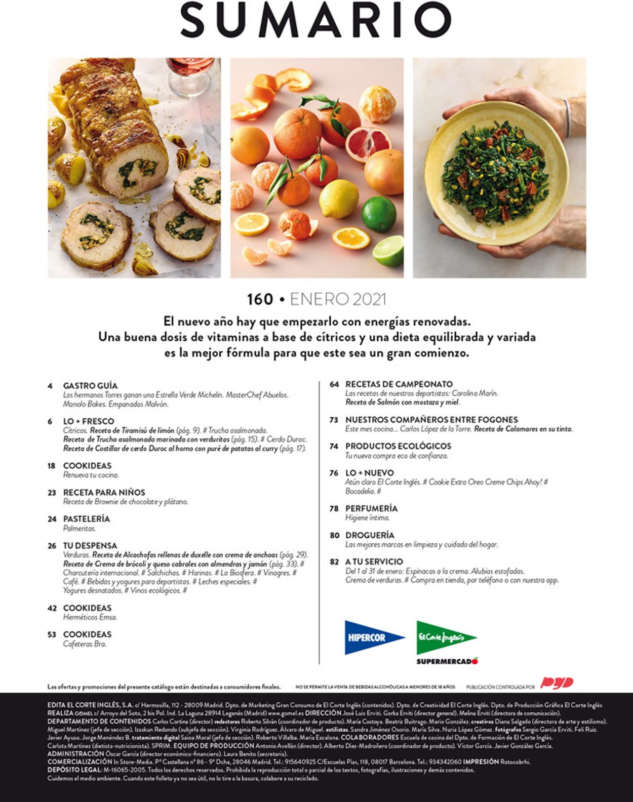 El Corte Inglés Cafe 2021 Folleto - 14.01-31.01.2021 (Página 3)