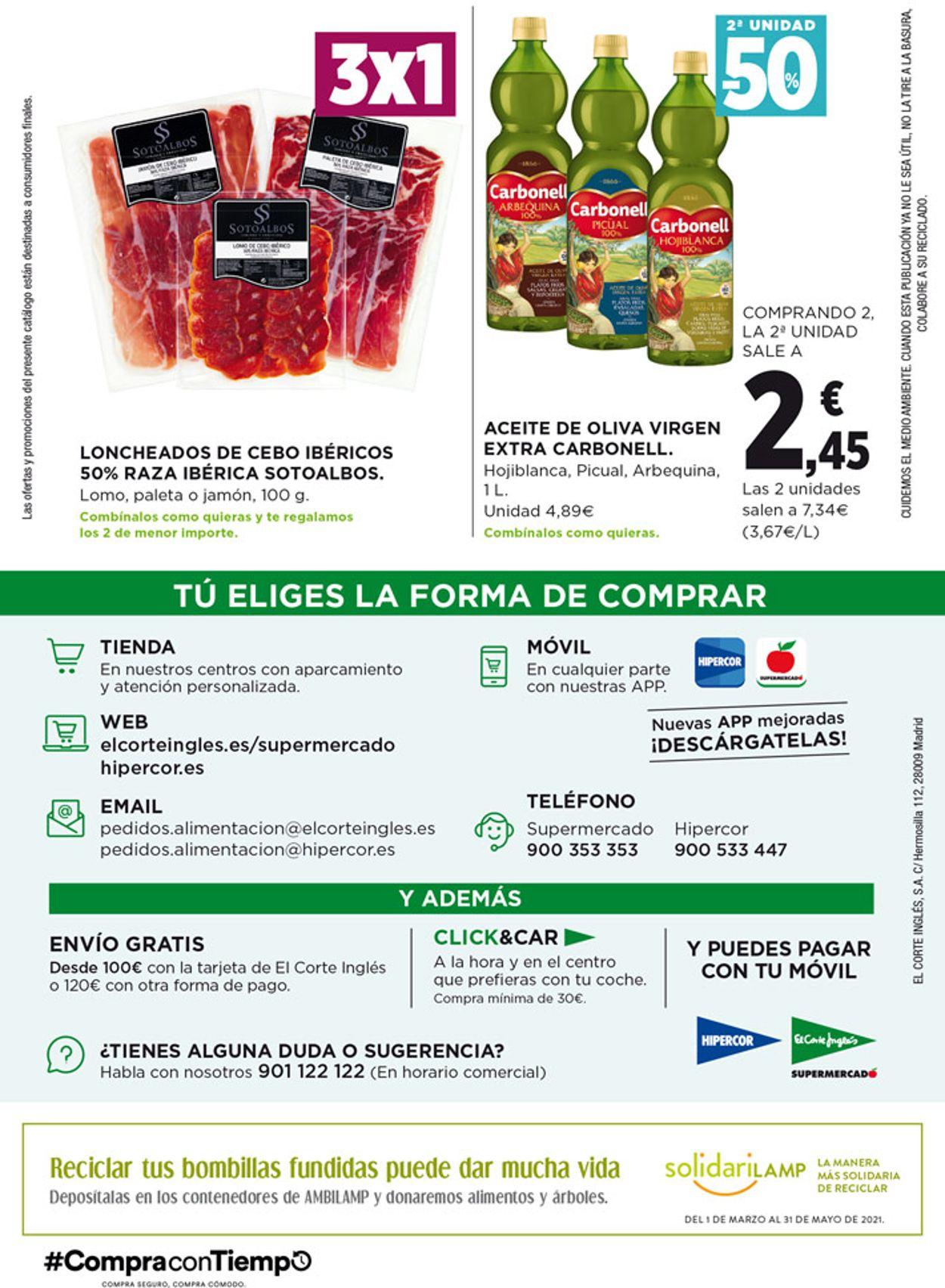 El Corte Inglés Folleto - 25.02-10.03.2021 (Página 38)