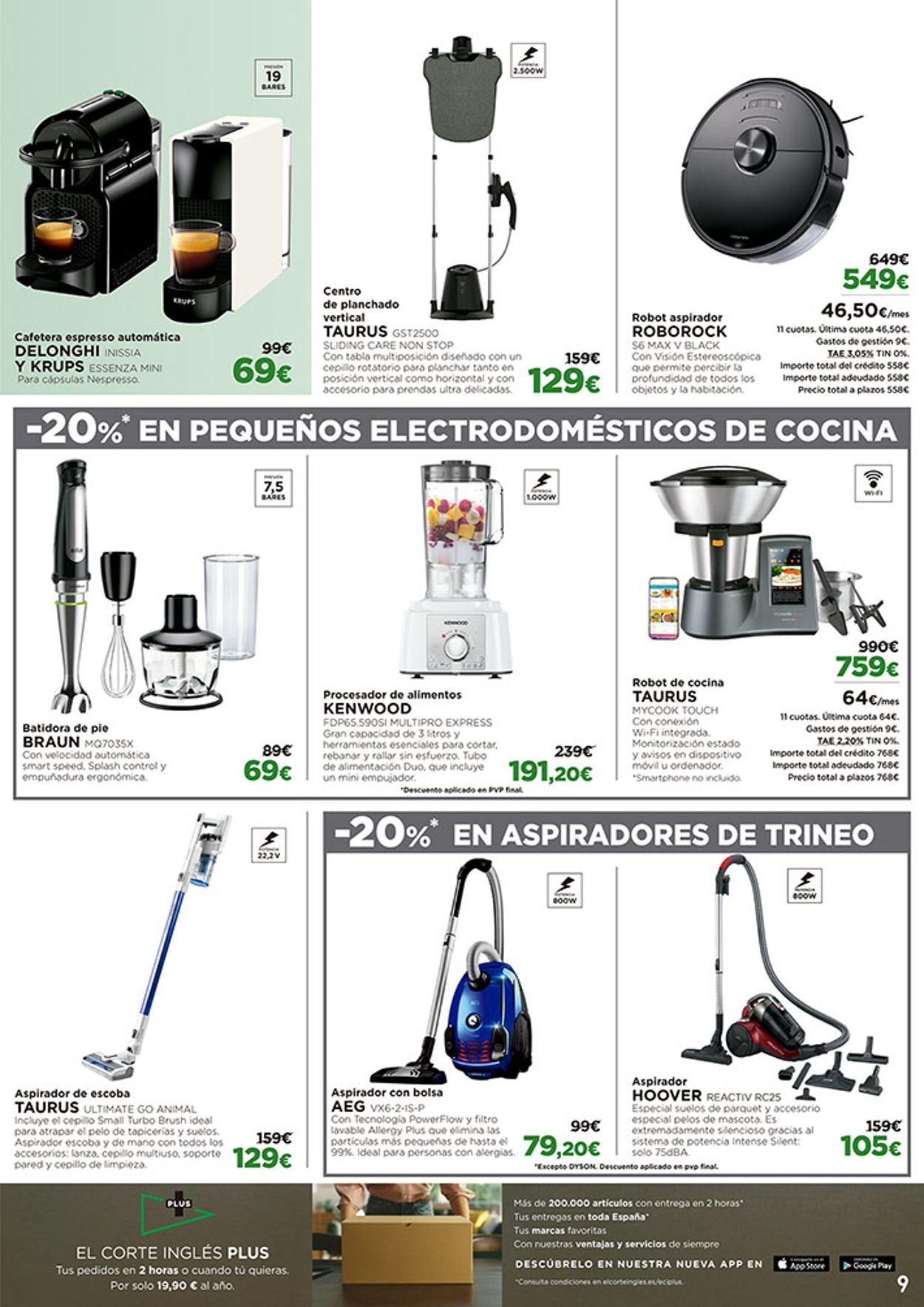 El Corte Inglés Folleto - 25.03-07.04.2021 (Página 9)