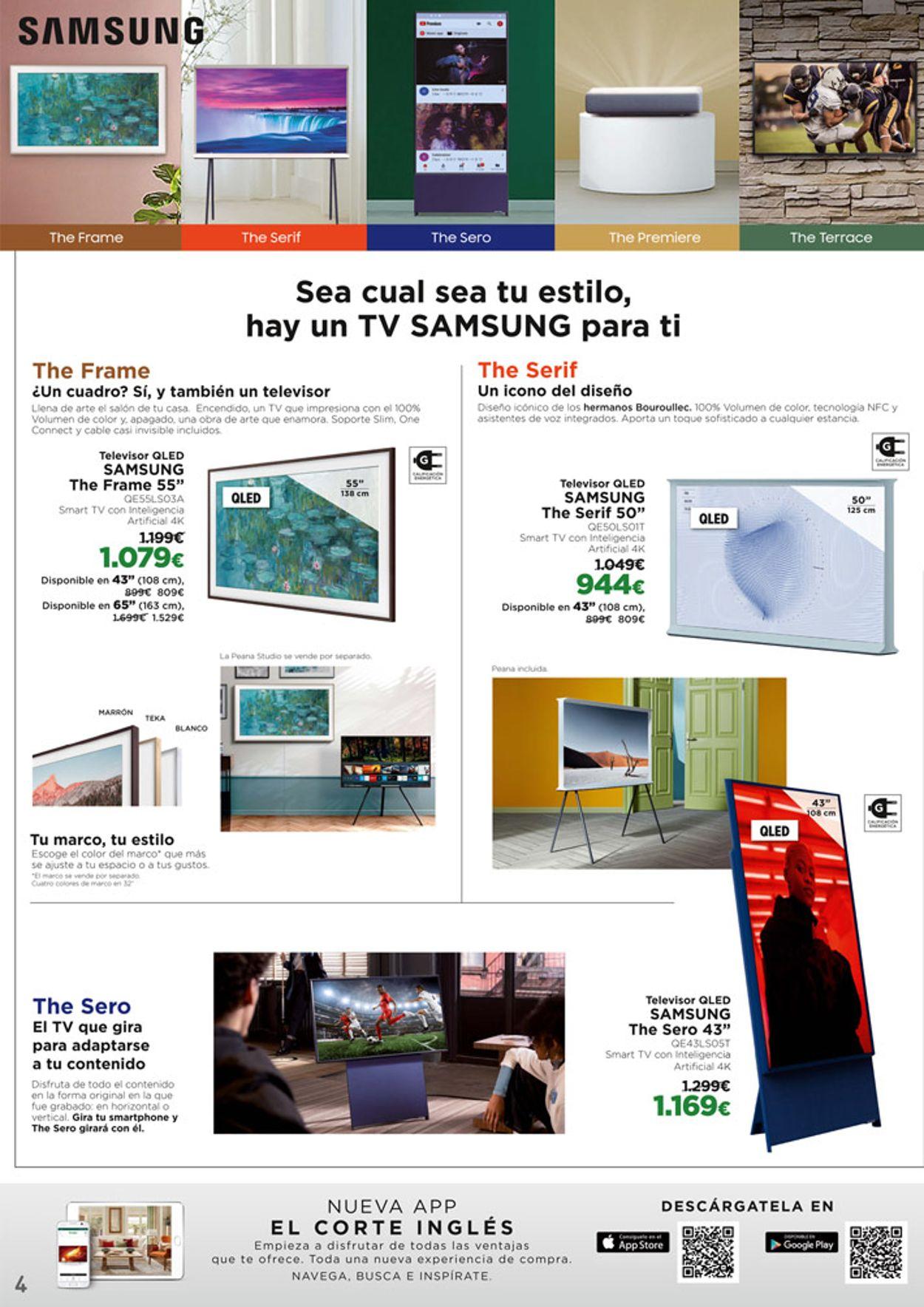 El Corte Inglés Folleto - 08.04-21.04.2021 (Página 4)
