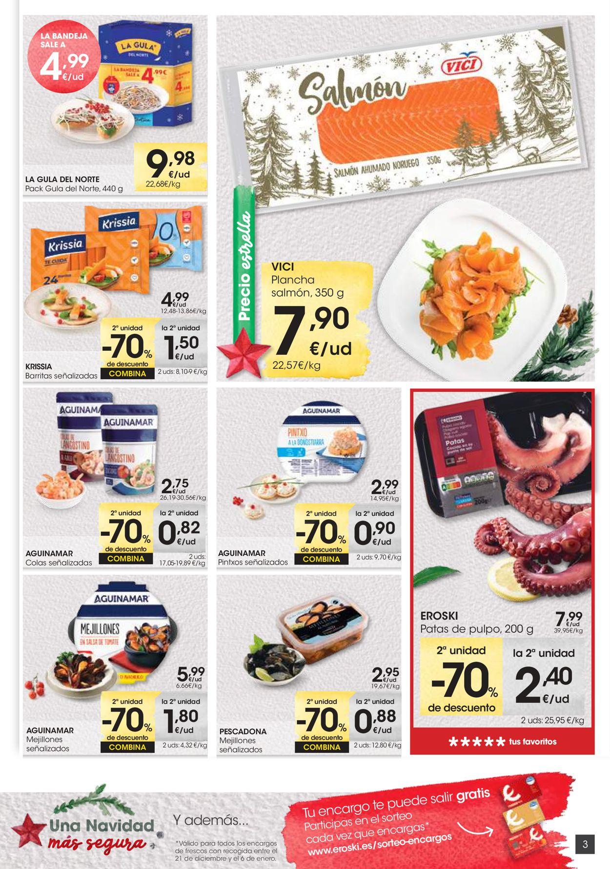 Eroski Navidad 2020 Folleto - 17.12-31.12.2020 (Página 3)