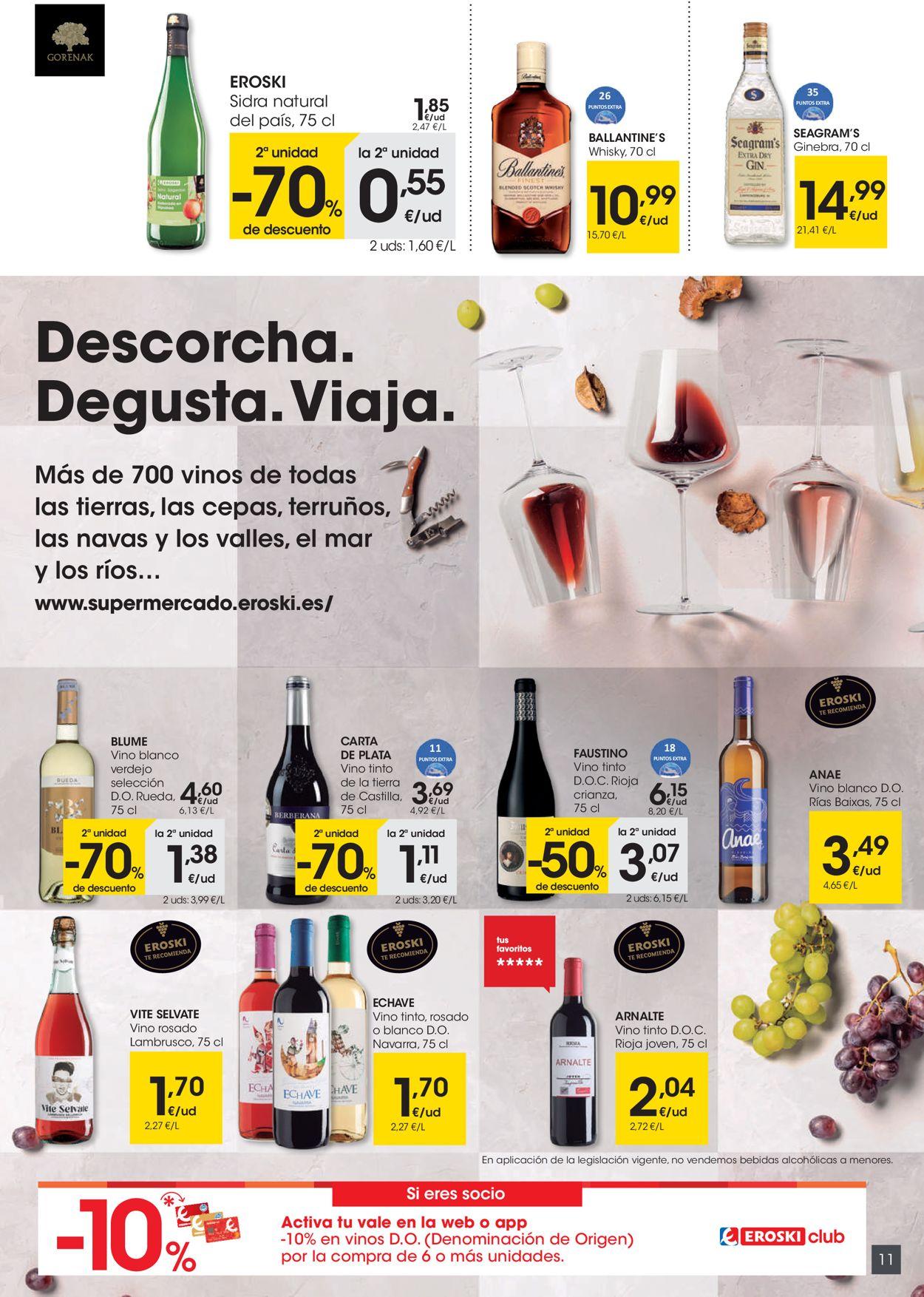 Eroski Folleto - 03.06-09.06.2021 (Página 11)