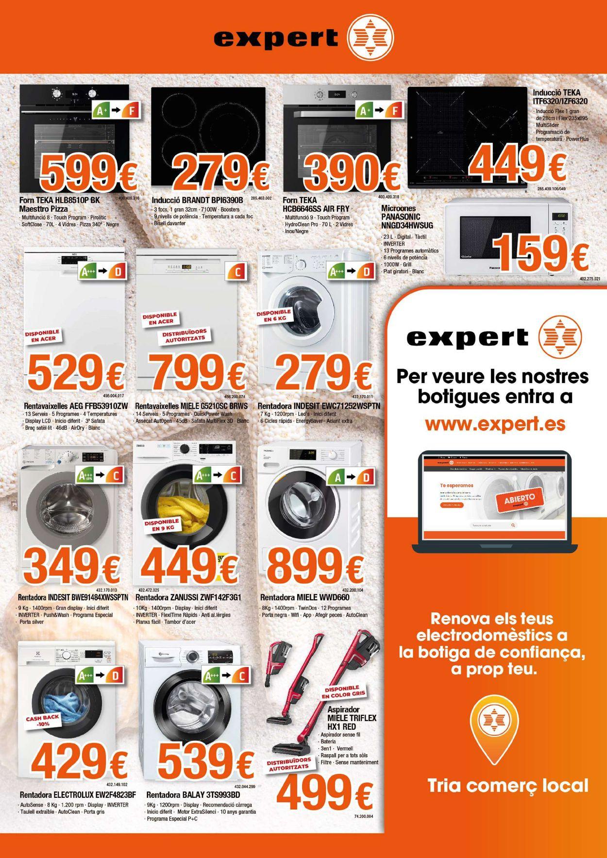 Expert Folleto - 15.06-31.07.2021 (Página 5)
