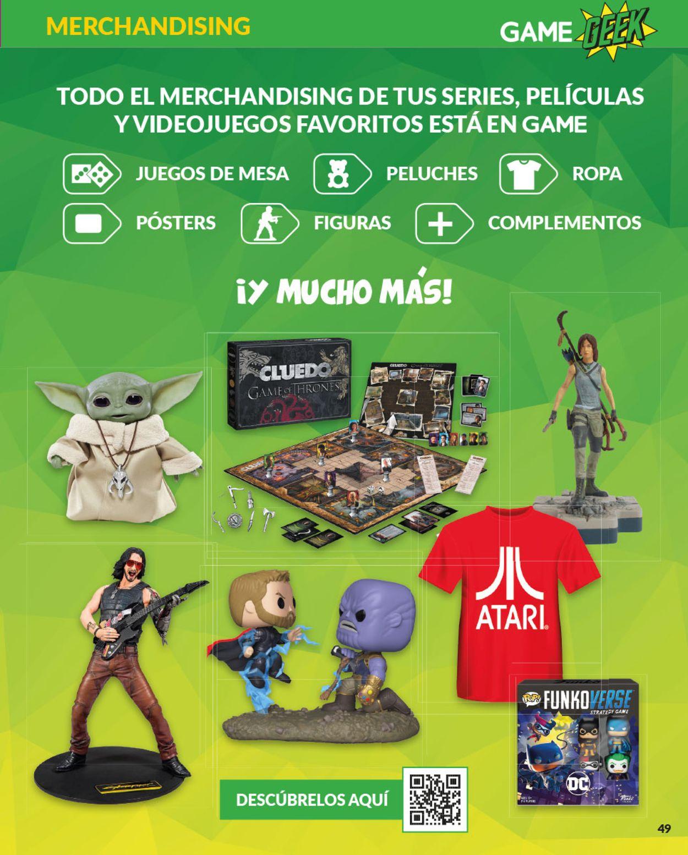 Game Folleto - 24.04-30.06.2020 (Página 49)