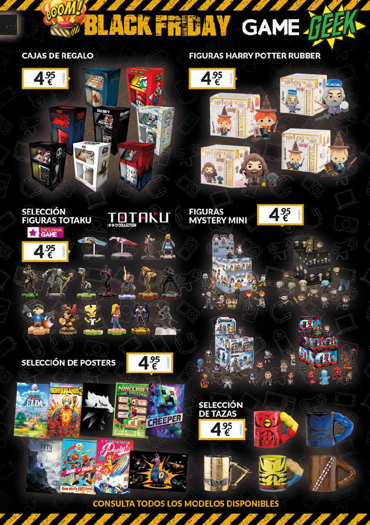 Game Black Friday 2020 Folleto - 23.11-30.11.2020 (Página 17)