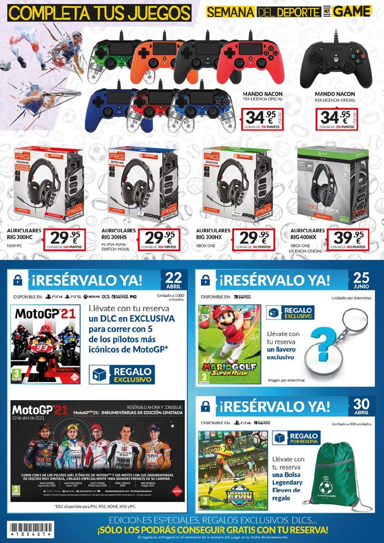 Game Folleto - 05.04-11.04.2021 (Página 4)