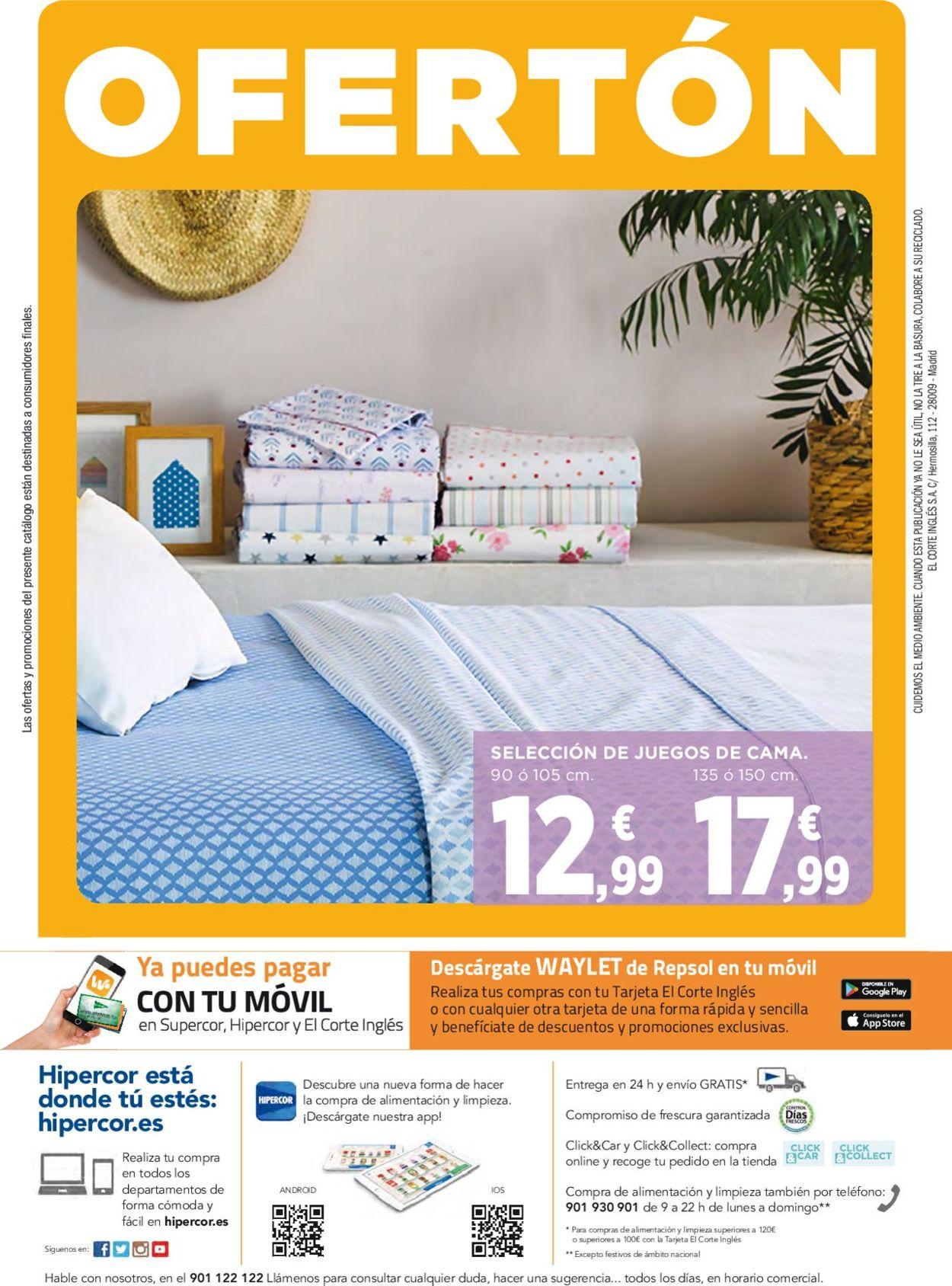 Hipercor Folleto - 27.06-10.07.2019 (Página 50)