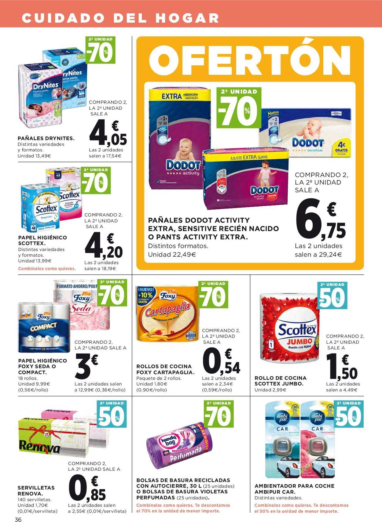 Hipercor Folleto - 29.08-11.09.2019 (Página 38)